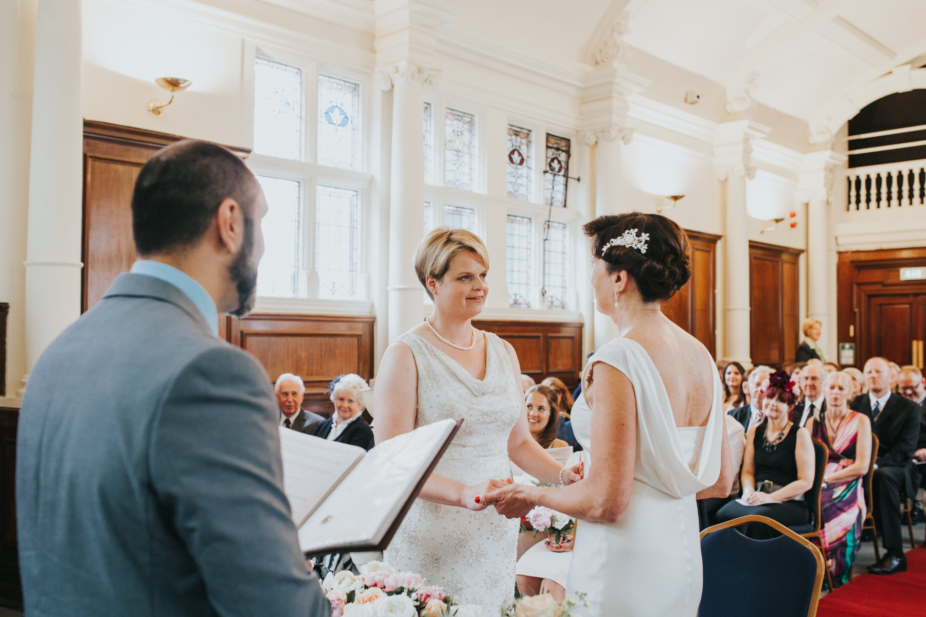 105 documentary wedding photographer Finsbury Town Hall.jpg
