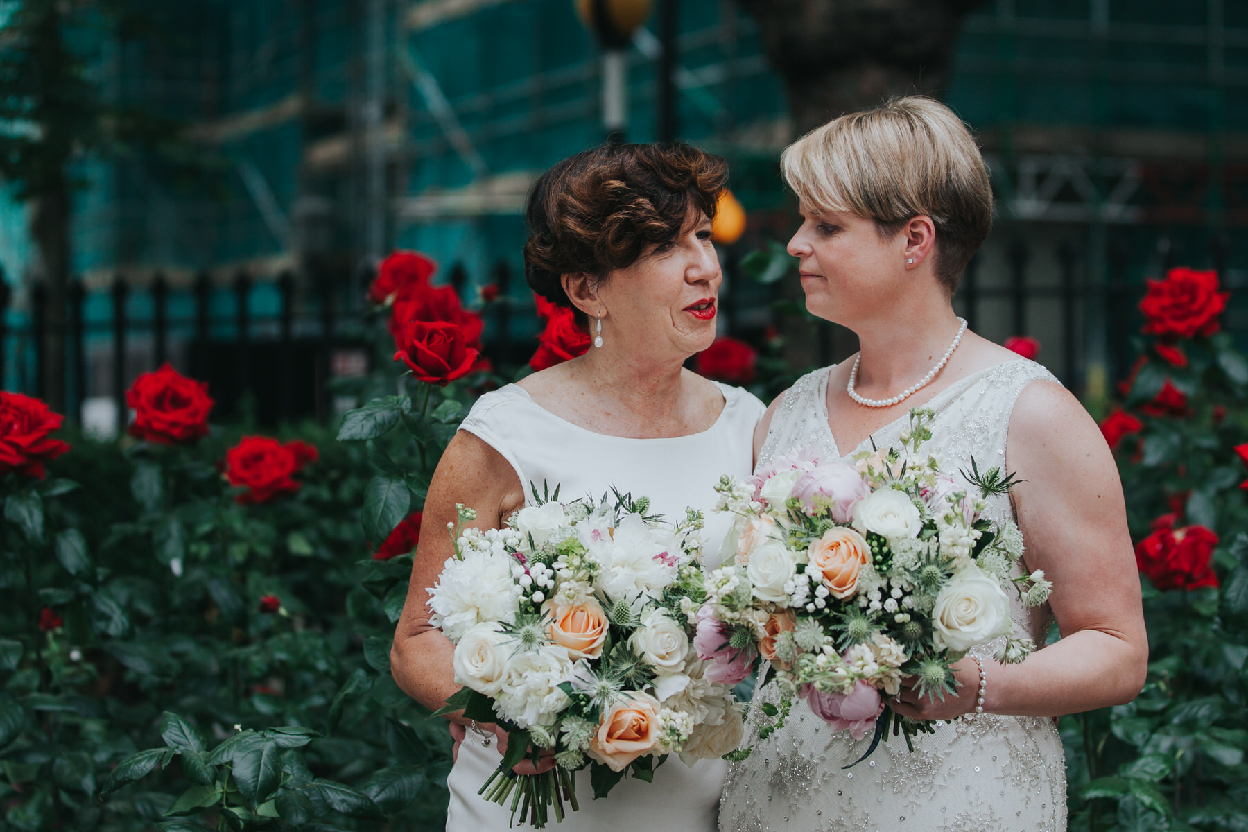 153 two brides wedding portraits London park.jpg