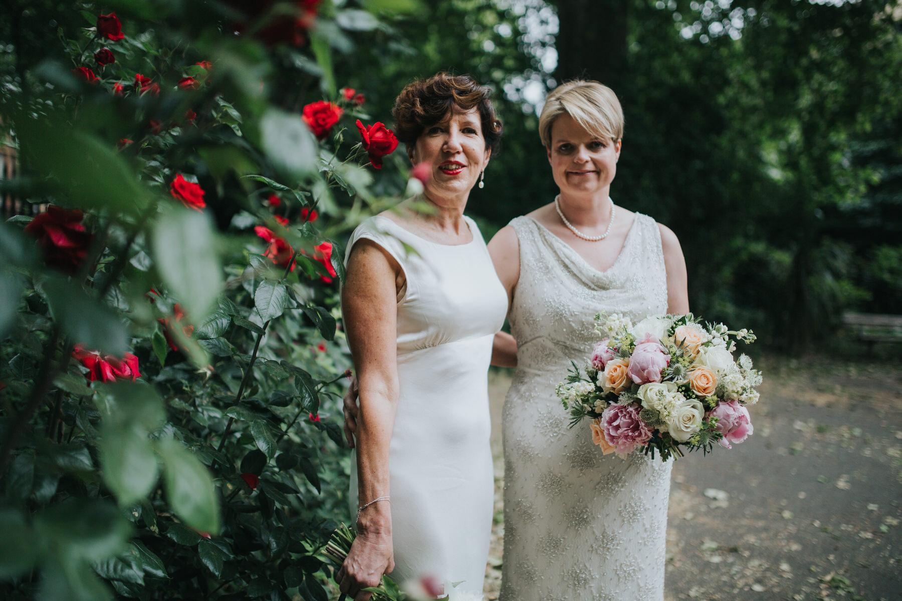 186 London reportage wedding photographer two brides.jpg