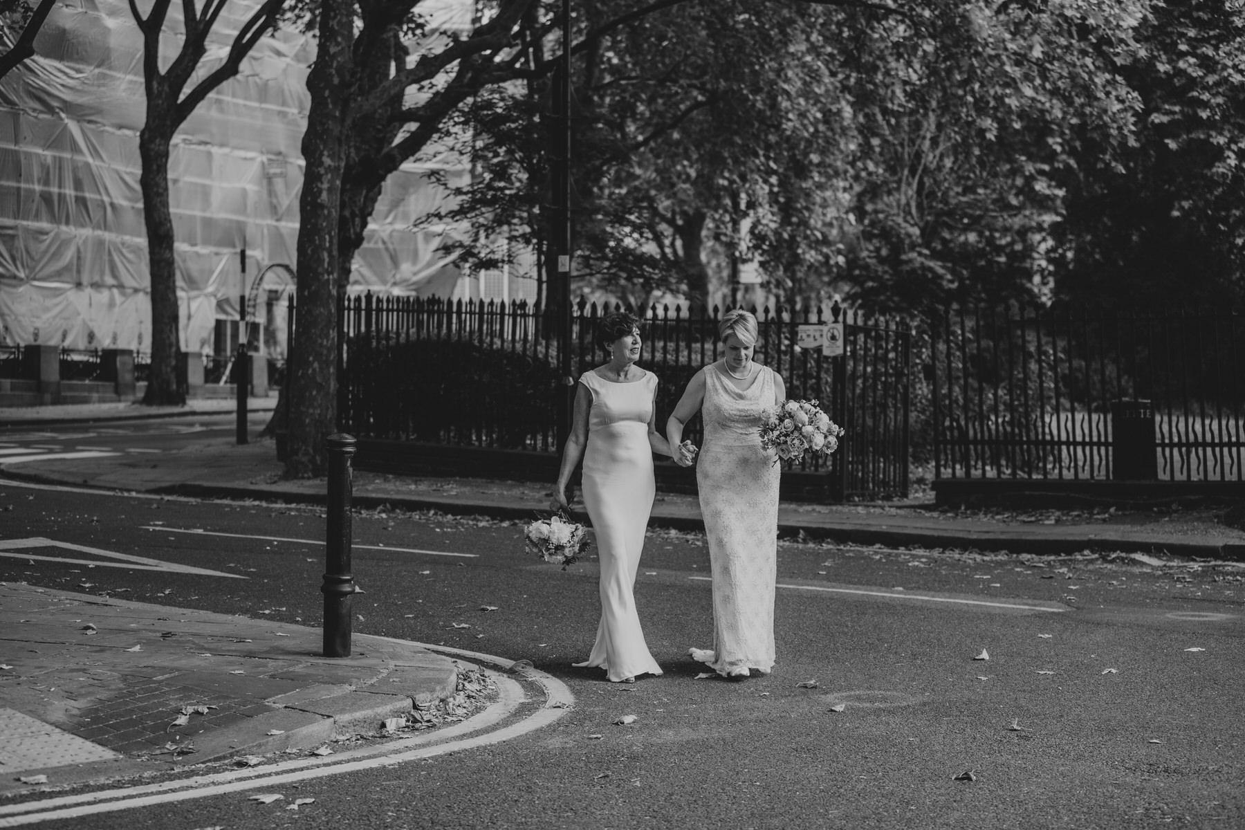 197 Islington park two brides couple portraits.jpg