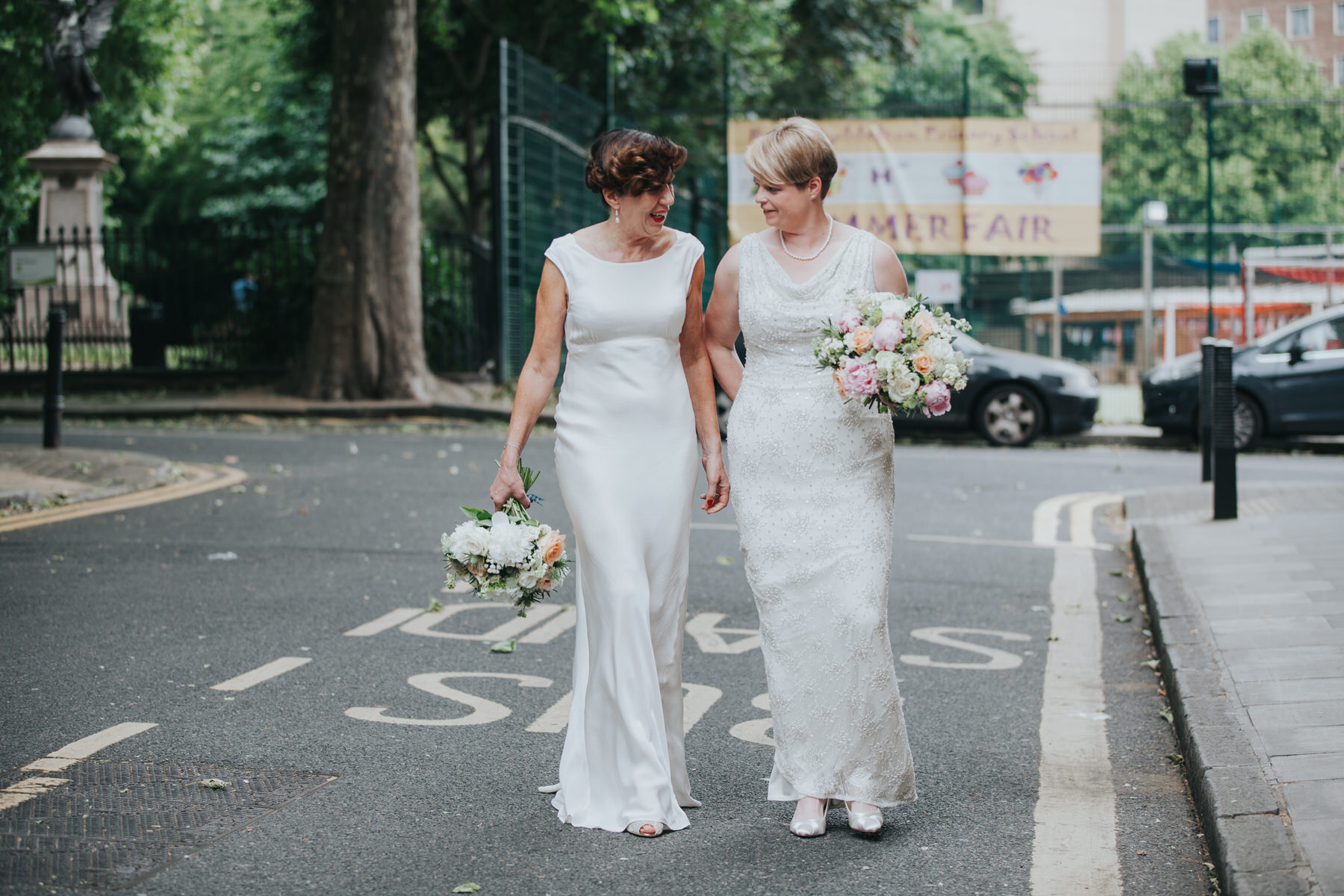 201-Finsbury Old Town Hall two brides couple portraits.jpg