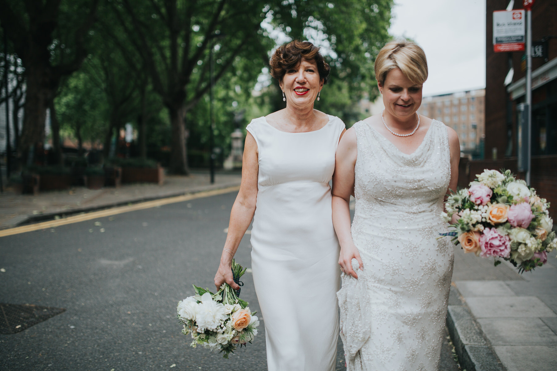 205 two gorgeous brides just married London alternative photos.jpg