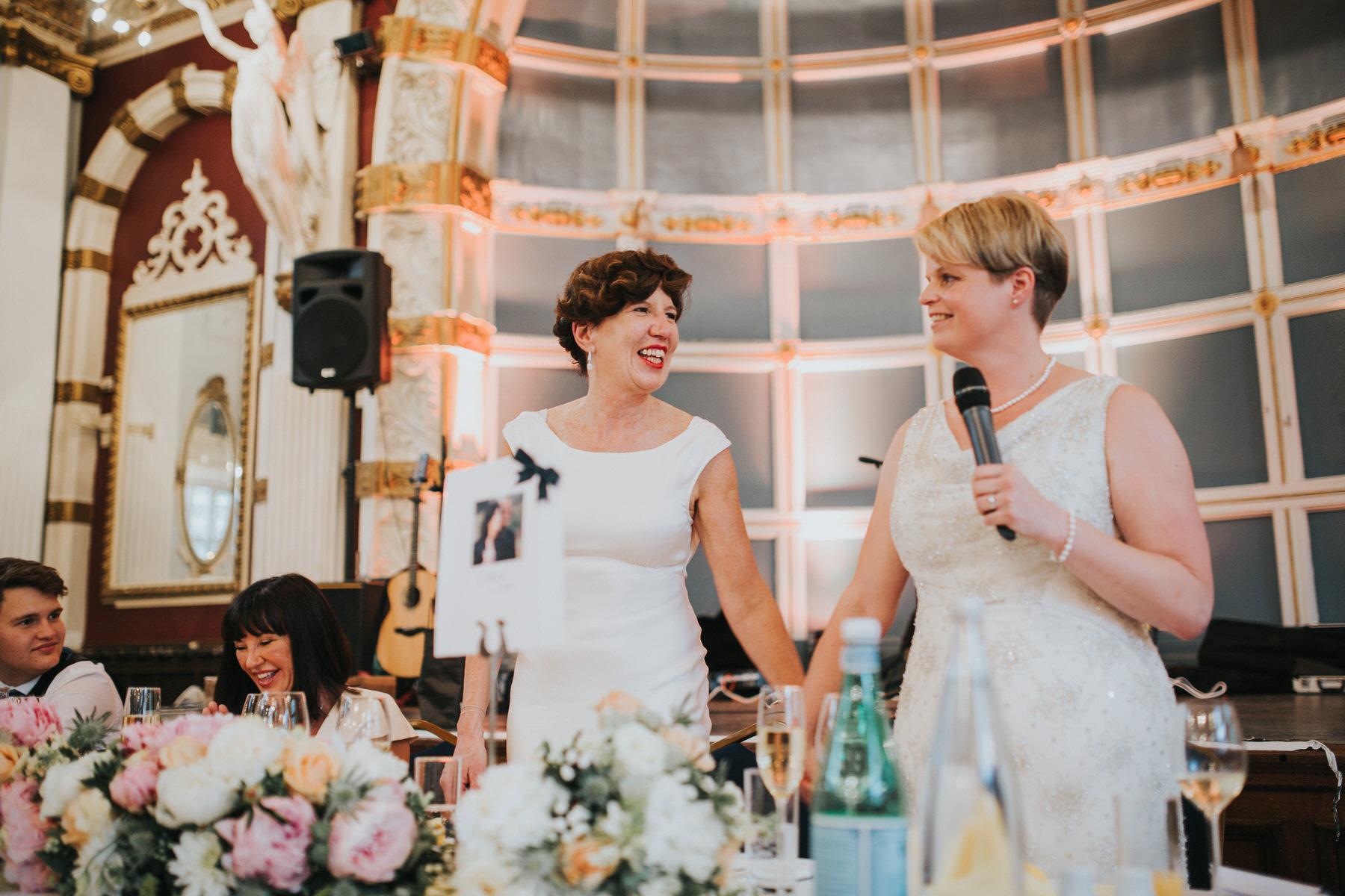 242 two brides speeches Old Finsbury Town Hall wedding.jpg