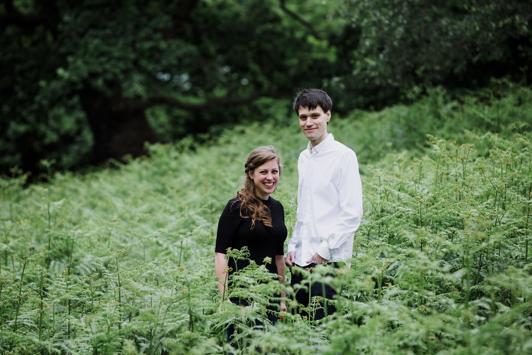 1-London natural couple portrait photographer giant fern_.jpg