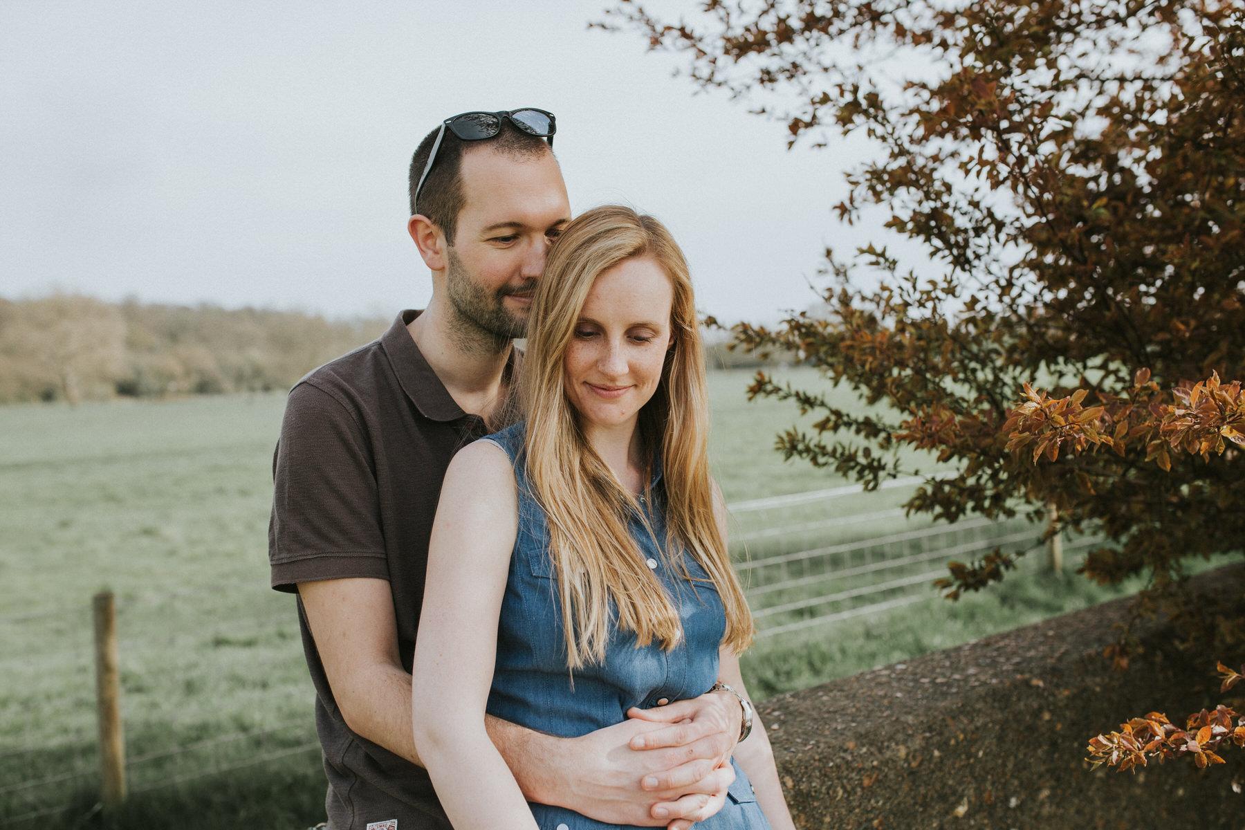 1-romantic unposed pre-wedding photography London.jpg