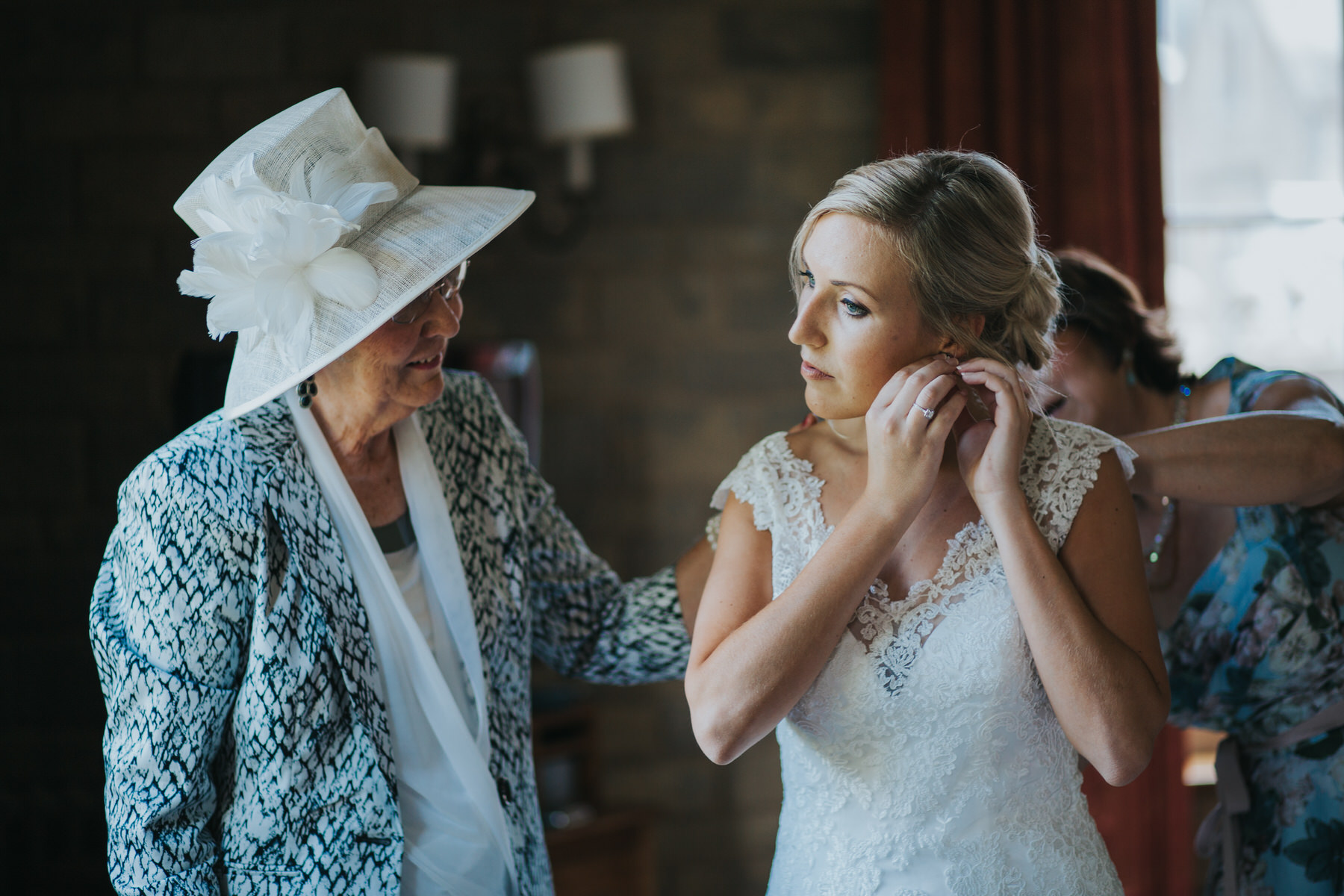 77 intimate moment grandma bride  Yolande De Vries Photography.jpg
