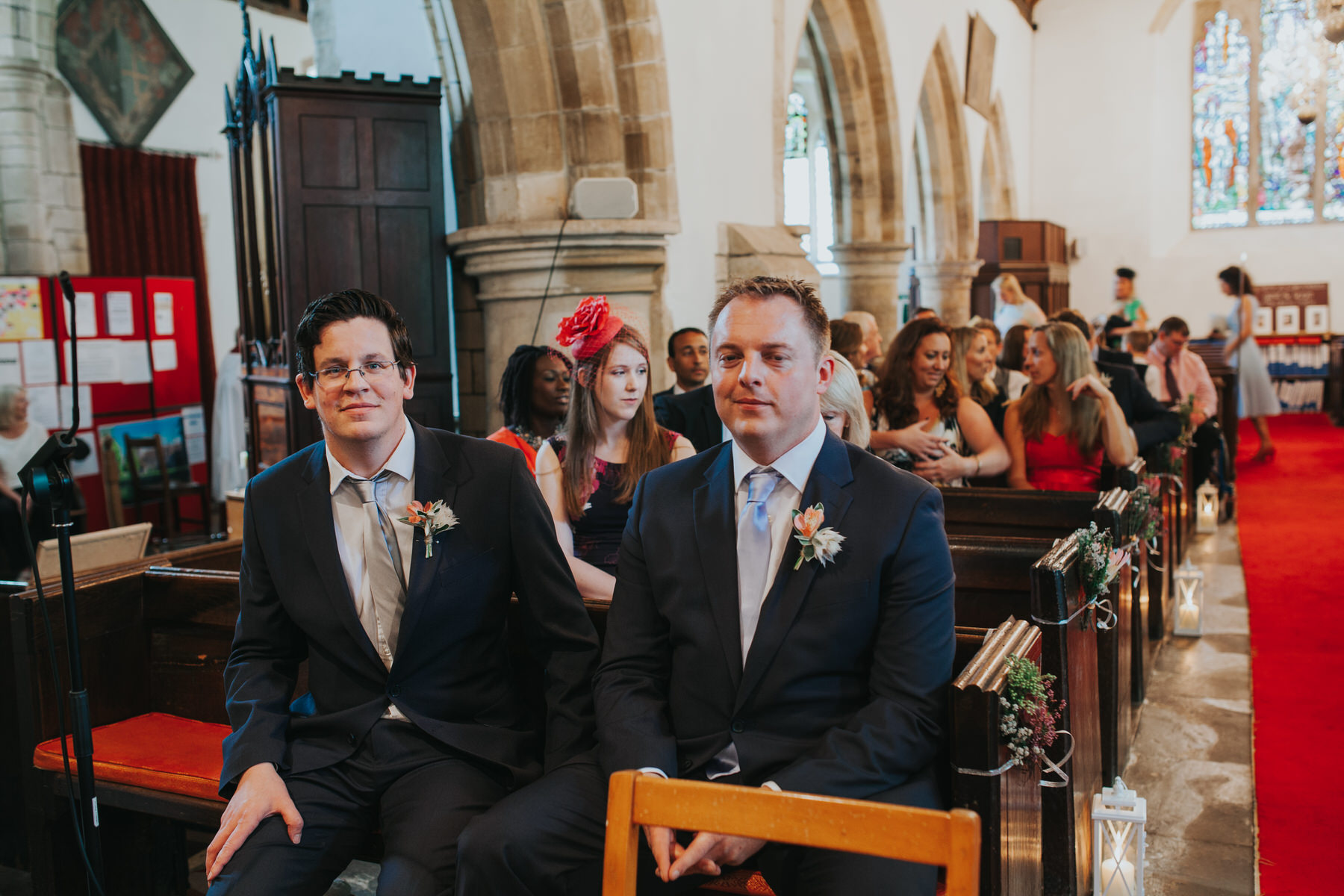 87 groom bestman waiting nervously church wedding.jpg