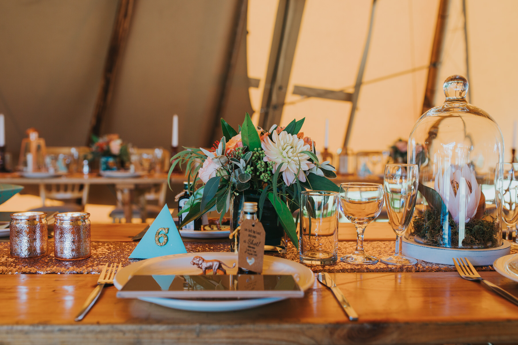 161 Knepp Castle wedding gold festival table styling.jpg