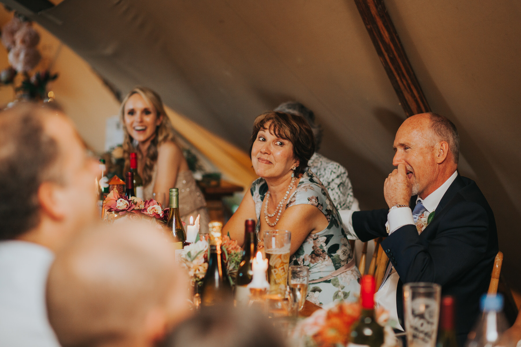 263 guest reactions speeches Knepp Castle documentary wedding photographer.jpg