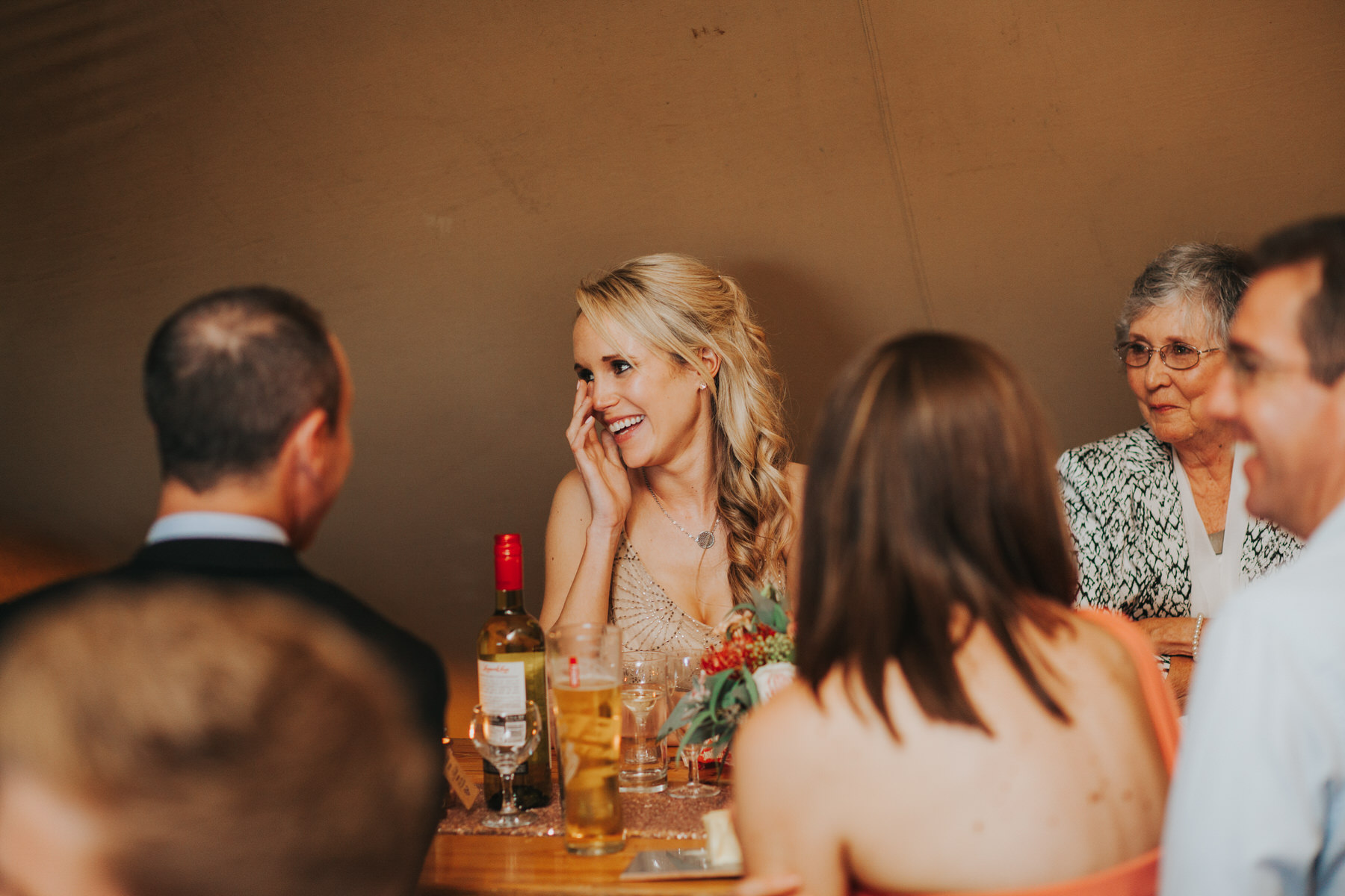 269 guest reactions speeches Knepp Castle documentary wedding photographer.jpg