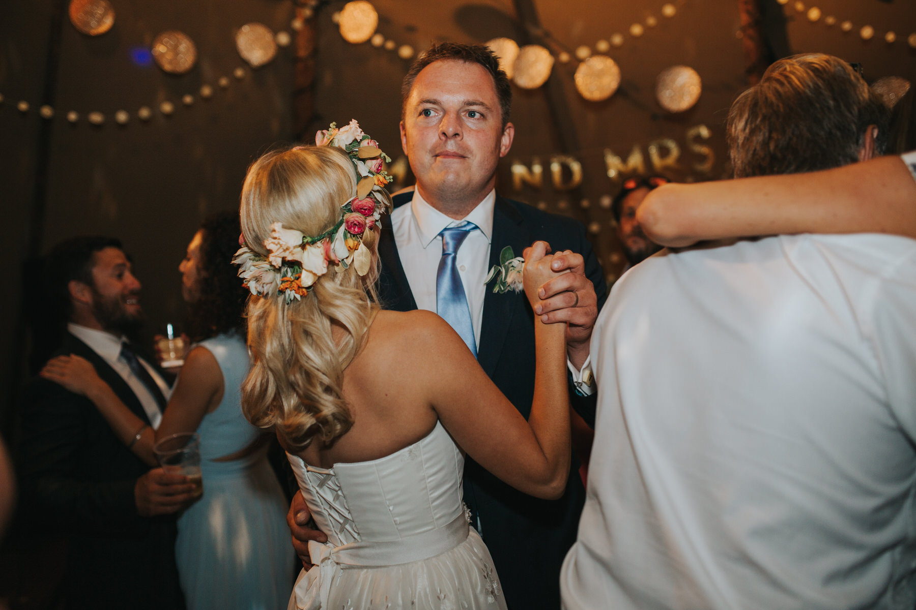 358 bride groom first dance tipi wedding London based documentary photographer.jpg