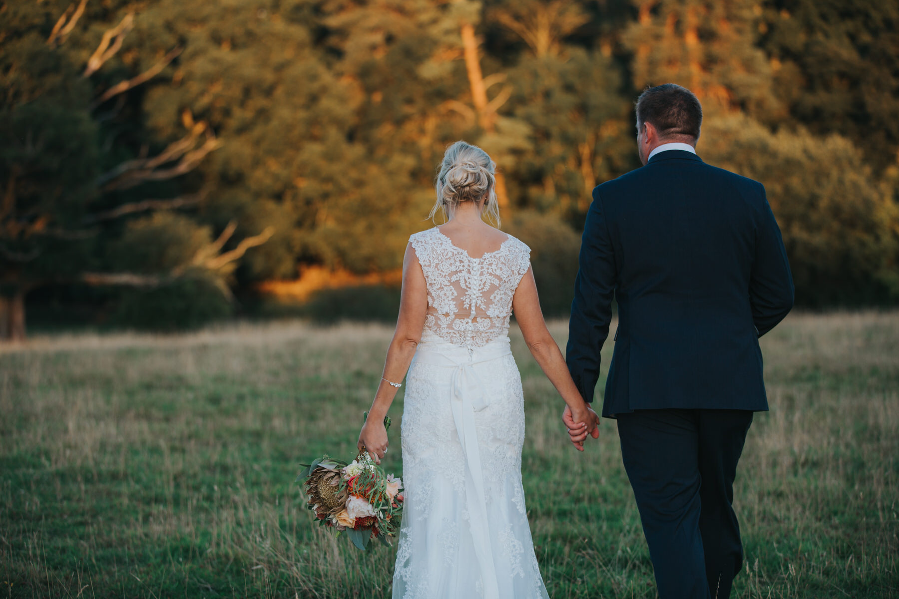 290 Lisa Tom golden hour bridal wedding portraits Knepp Castle.jpg