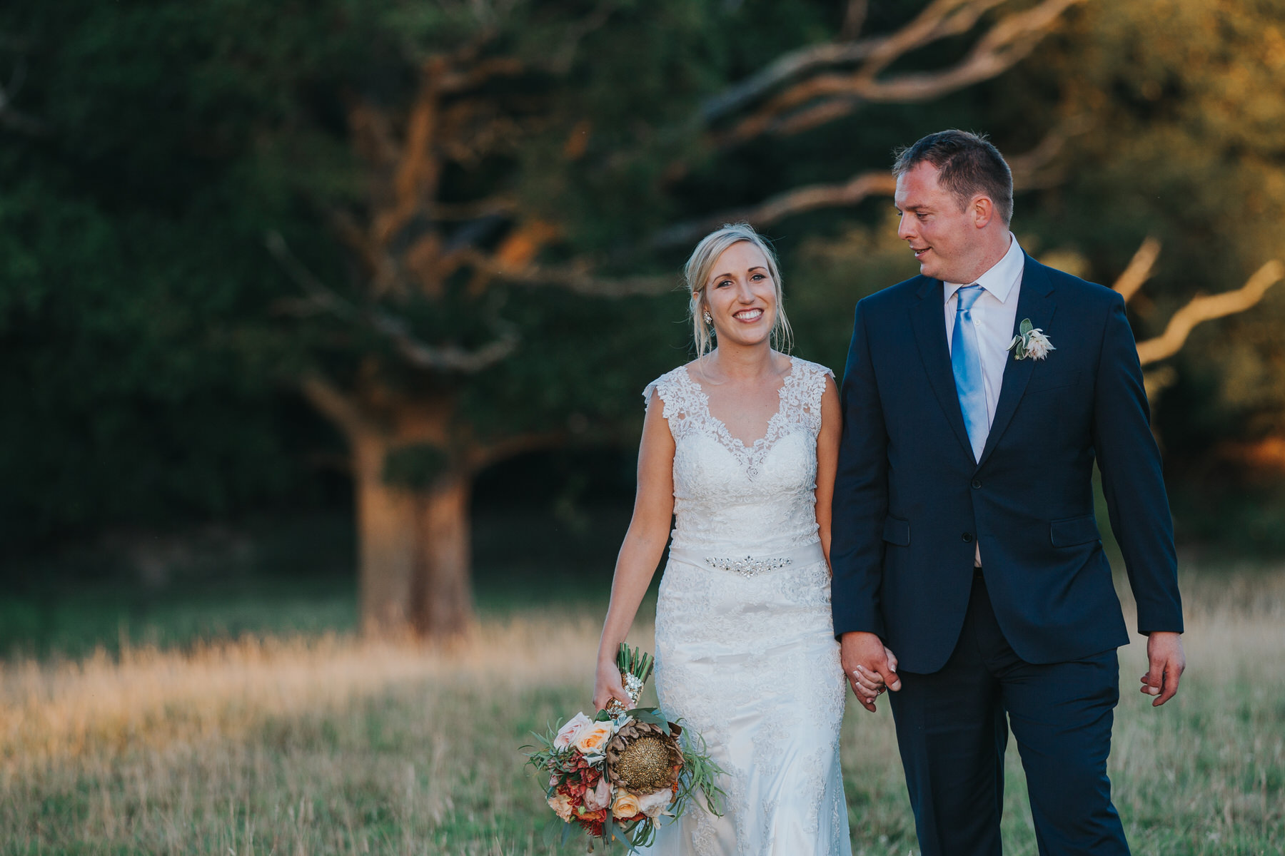 302 Lisa Tom golden hour bridal wedding portraits Knepp Castle.jpg