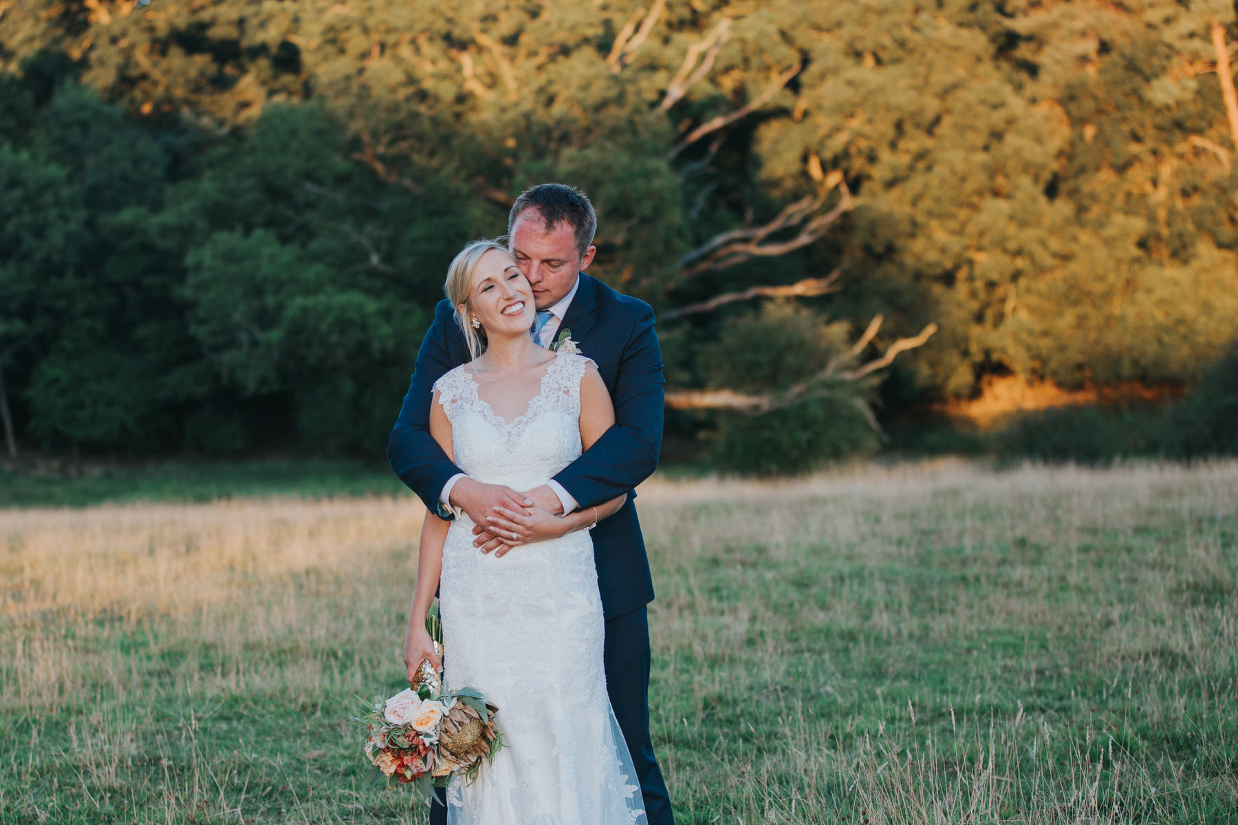 319 Lisa Tom golden hour bridal wedding portraits Knepp Castle.jpg