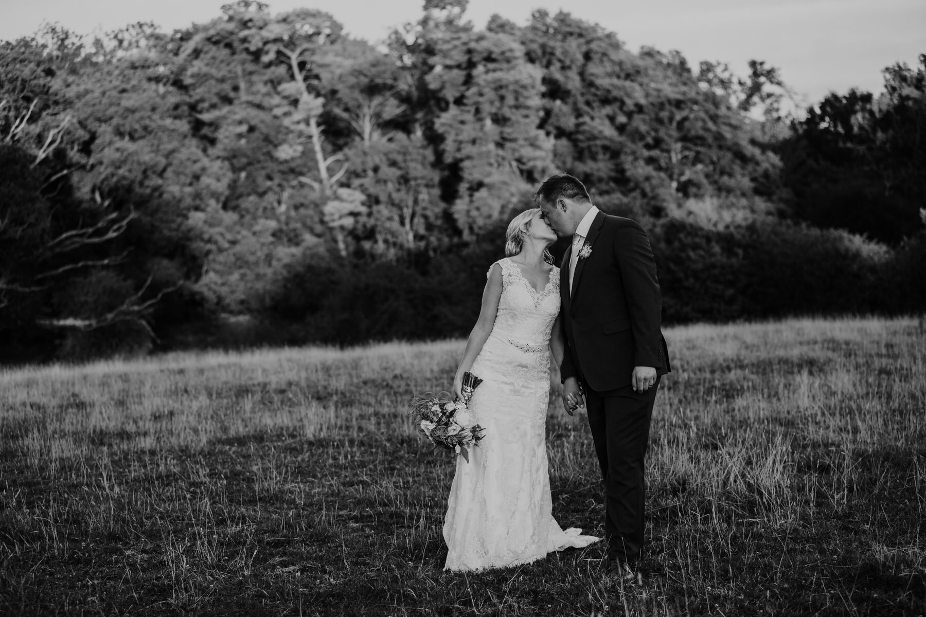 330 Lisa Tom golden hour bridal wedding portraits Knepp Castle.jpg