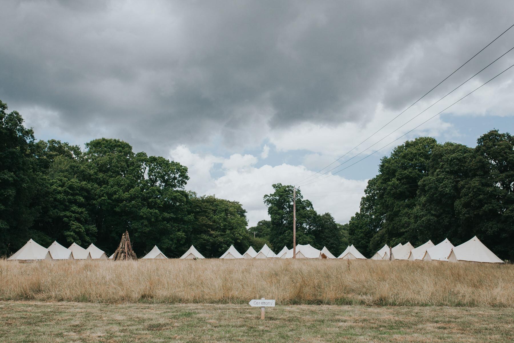 Paper Mill Woodland Wedding hawkhurst guest tent accomodation.jpg