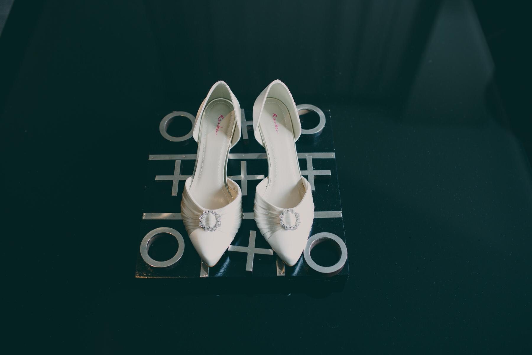 wedding shoe detail nought cross game.jpg