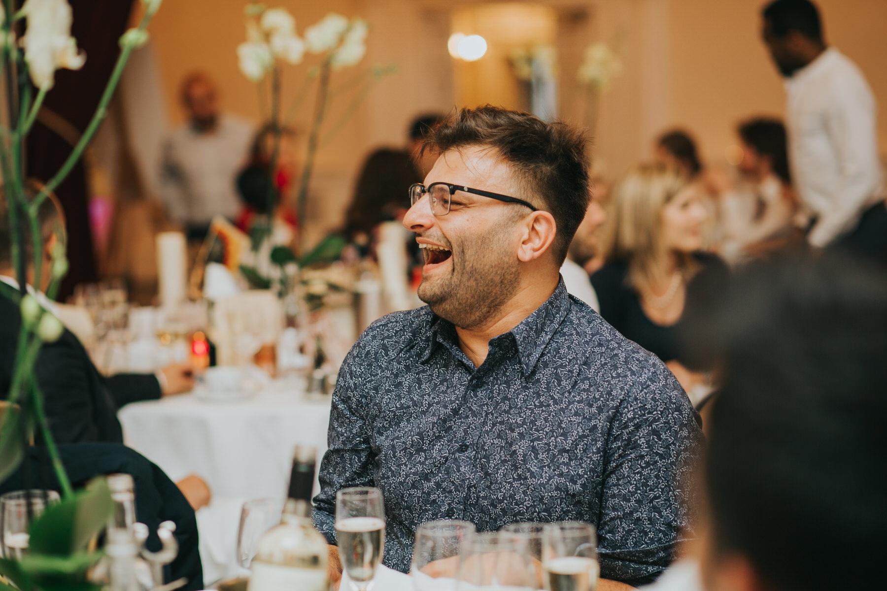 192 Trafalgar Tavern wedding reception speeches.jpg