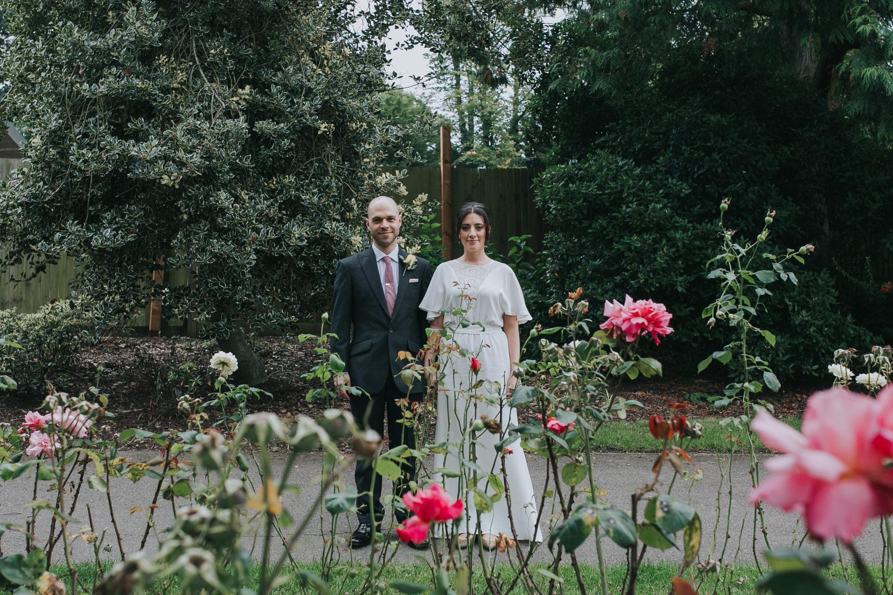 rose garden Belair park alternative bride groom portraits.jpg