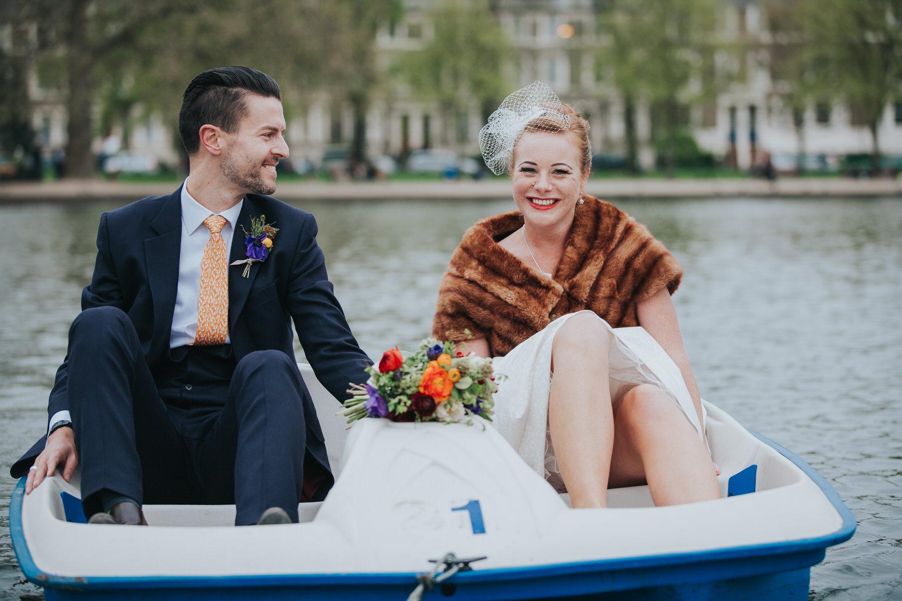 Victoria-park-alternative-wedding-couple-pedalo.jpg