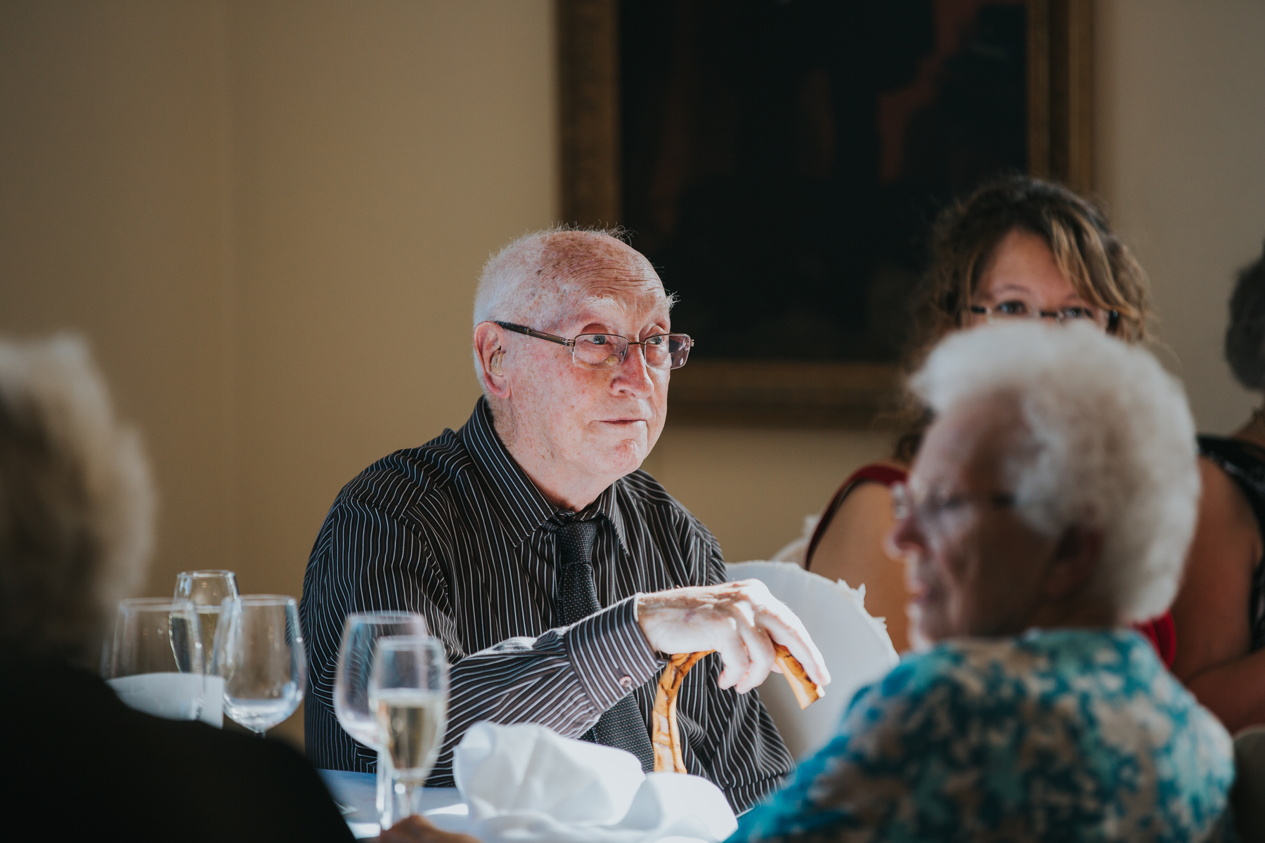 352-wedding breakfast guest reportage Pembroke Lodge.jpg