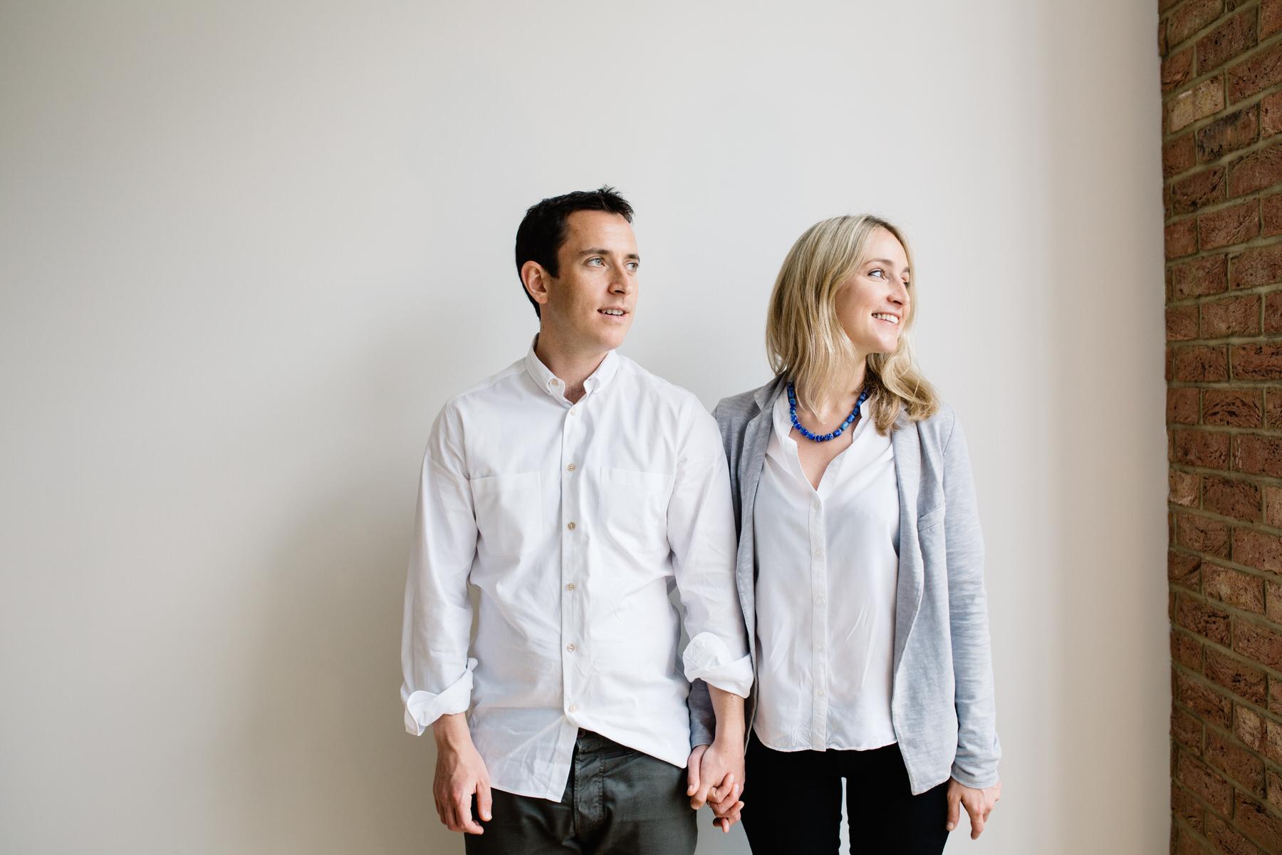 62 minimalist couple portrait photos London at home.jpg