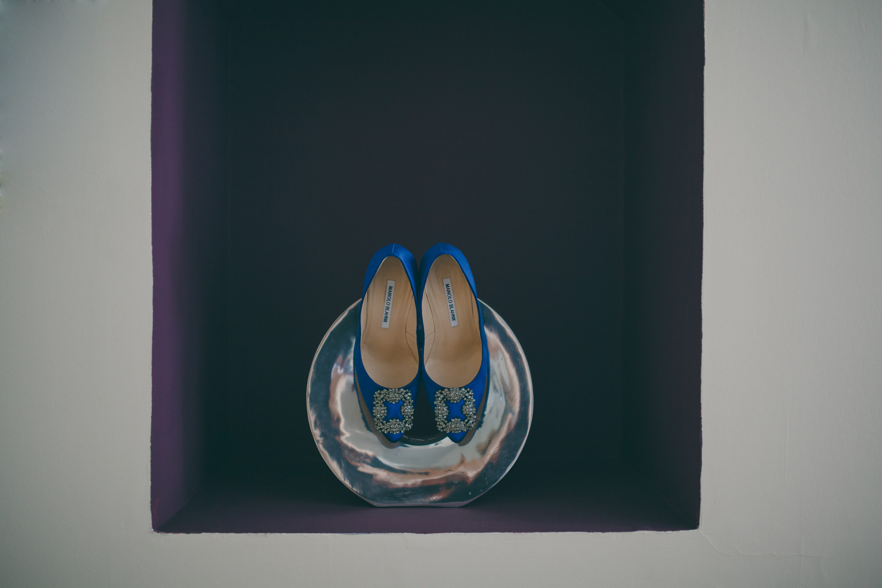 23 blue Manolo Blahnik wedding shoes.jpg