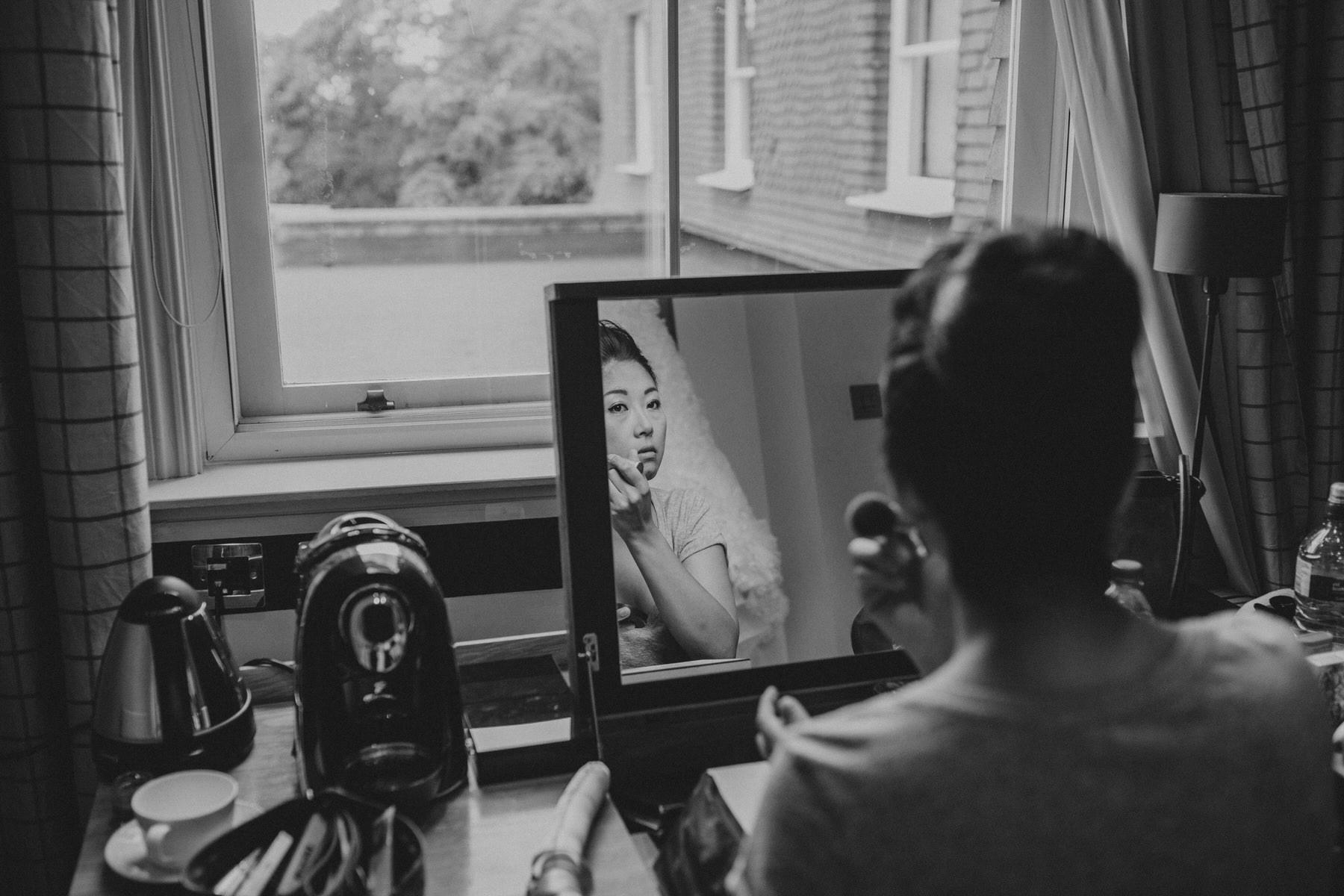 33 mirror reflection bridesmaid makeup.jpg
