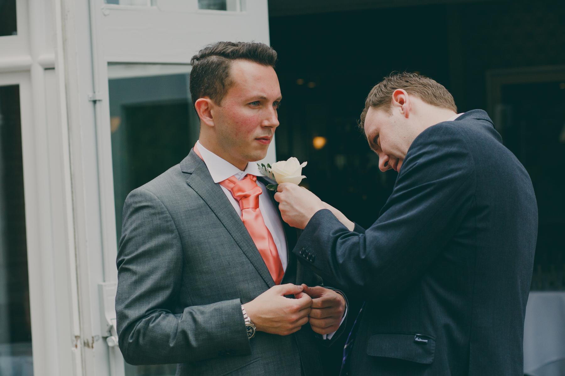 113 bestmen pin buttoneires Woodlands Hotel wedding.jpg