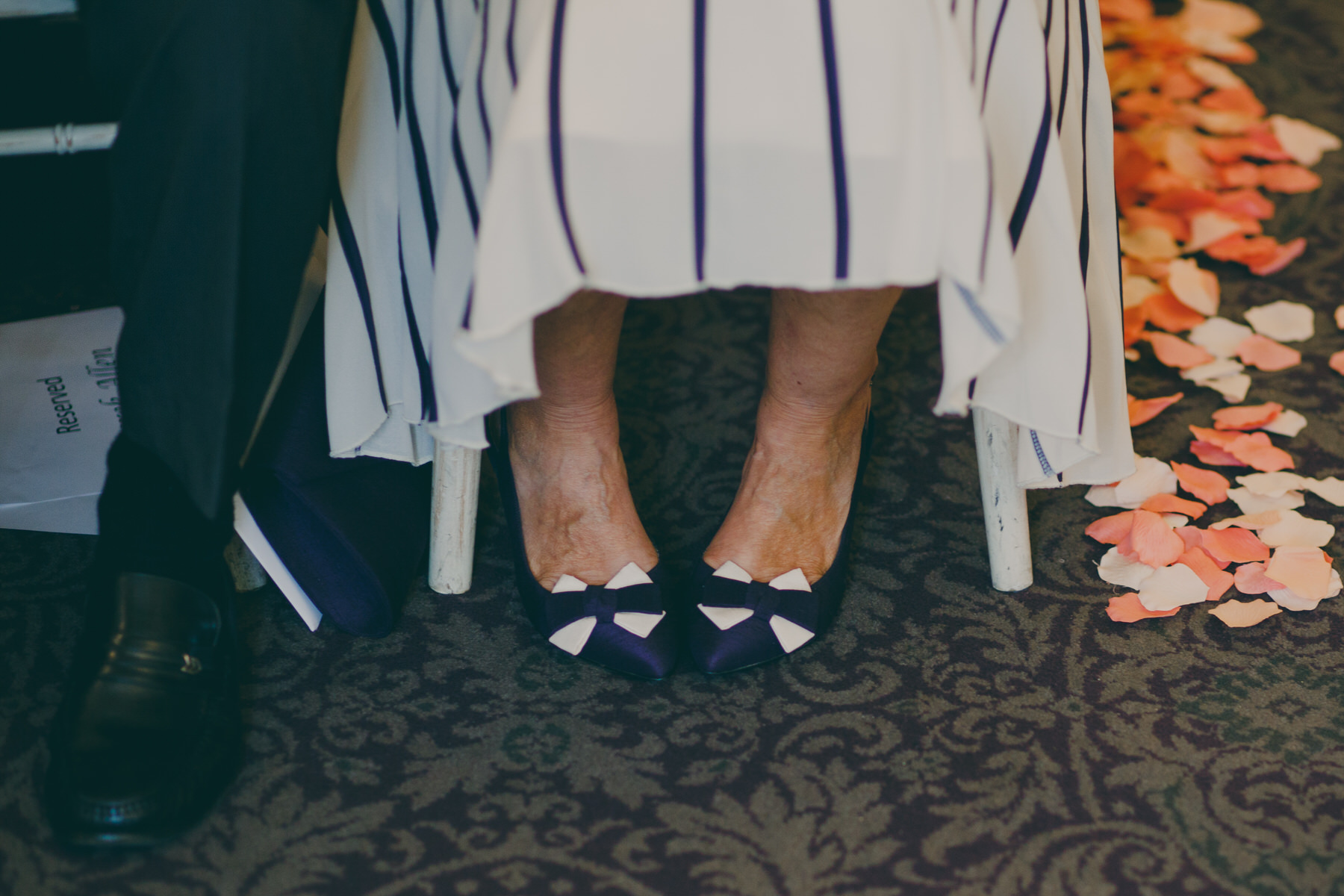 144 mother of groom blue white shoes.jpg