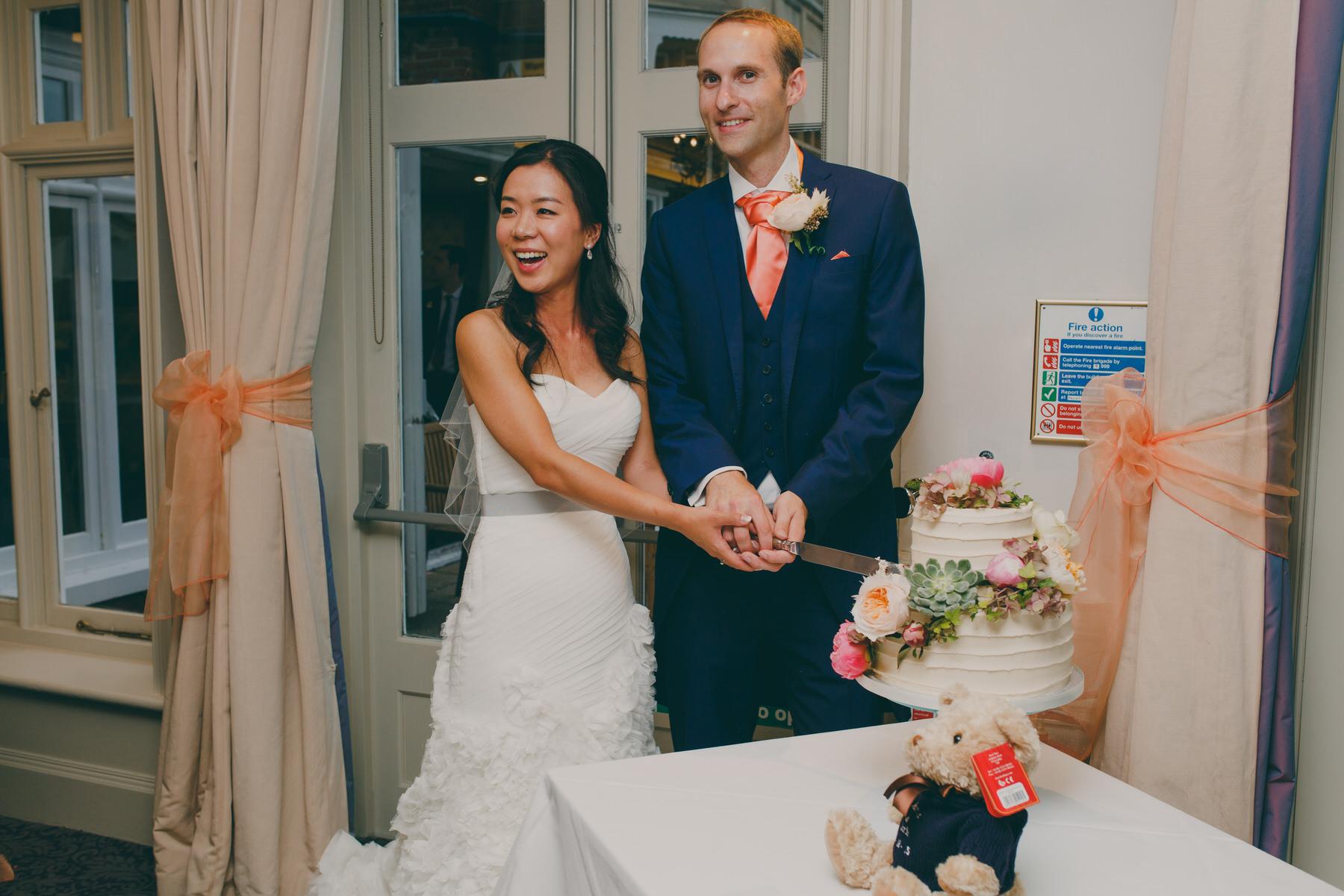 588 cake cutting Woodlands Hotel wedding.jpg