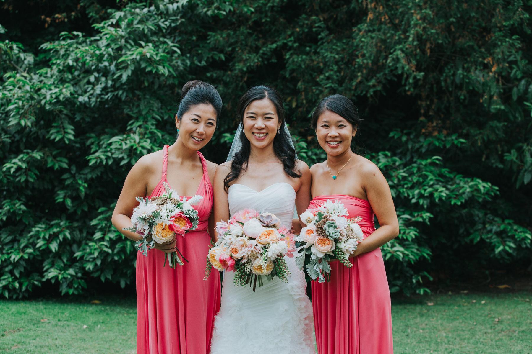 356 bridesmaids pink dress bride portrait reportage wedding photographer.jpg