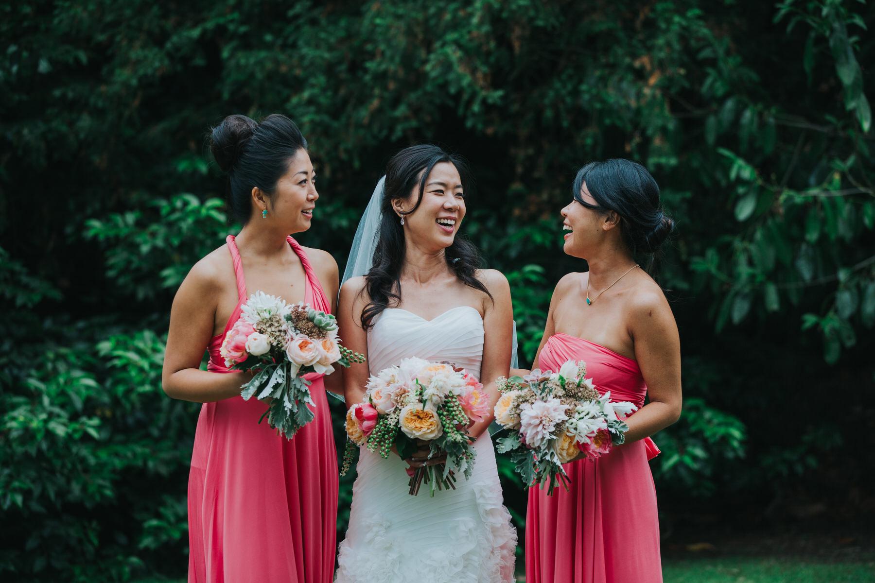 366 bridesmaids in pink bride fun photo.jpg