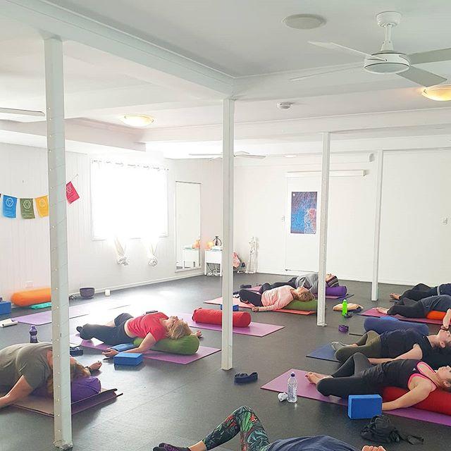 Yin Yoga 'The Fountain of Youth' . Monday 7:40pm  Tuesday 9:30am & 6:30pm  Wednesday 5pm  Thursday 6:30pm  Friday 9:30am  Sunday 4:30pm . For the love withYin at Yoga Alma ☯️ . . . . . . . #yinyoga #yin #yinyogalove #yinyogateacher #taoism #tao #tcm #yoga #yogabrisbane #yogapants #healthylife #yogaaddict #yogajourney #yogalife #bulimba #selflove #healthylife #yogaaddict #healthy #yogi #yogajourney #fitspo #fitfam #yogagirl