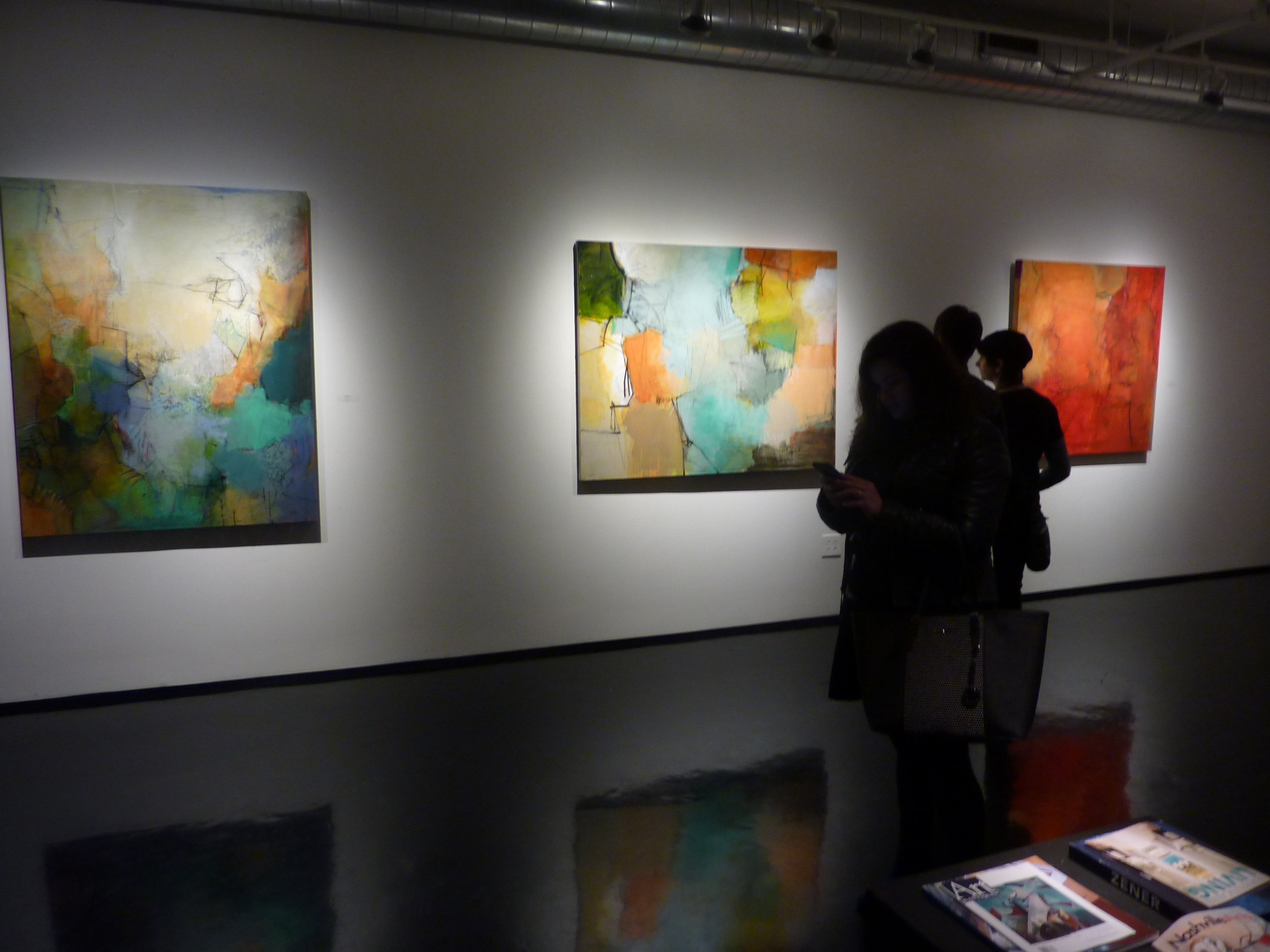 Show at Tinney Contemporary, Nashville