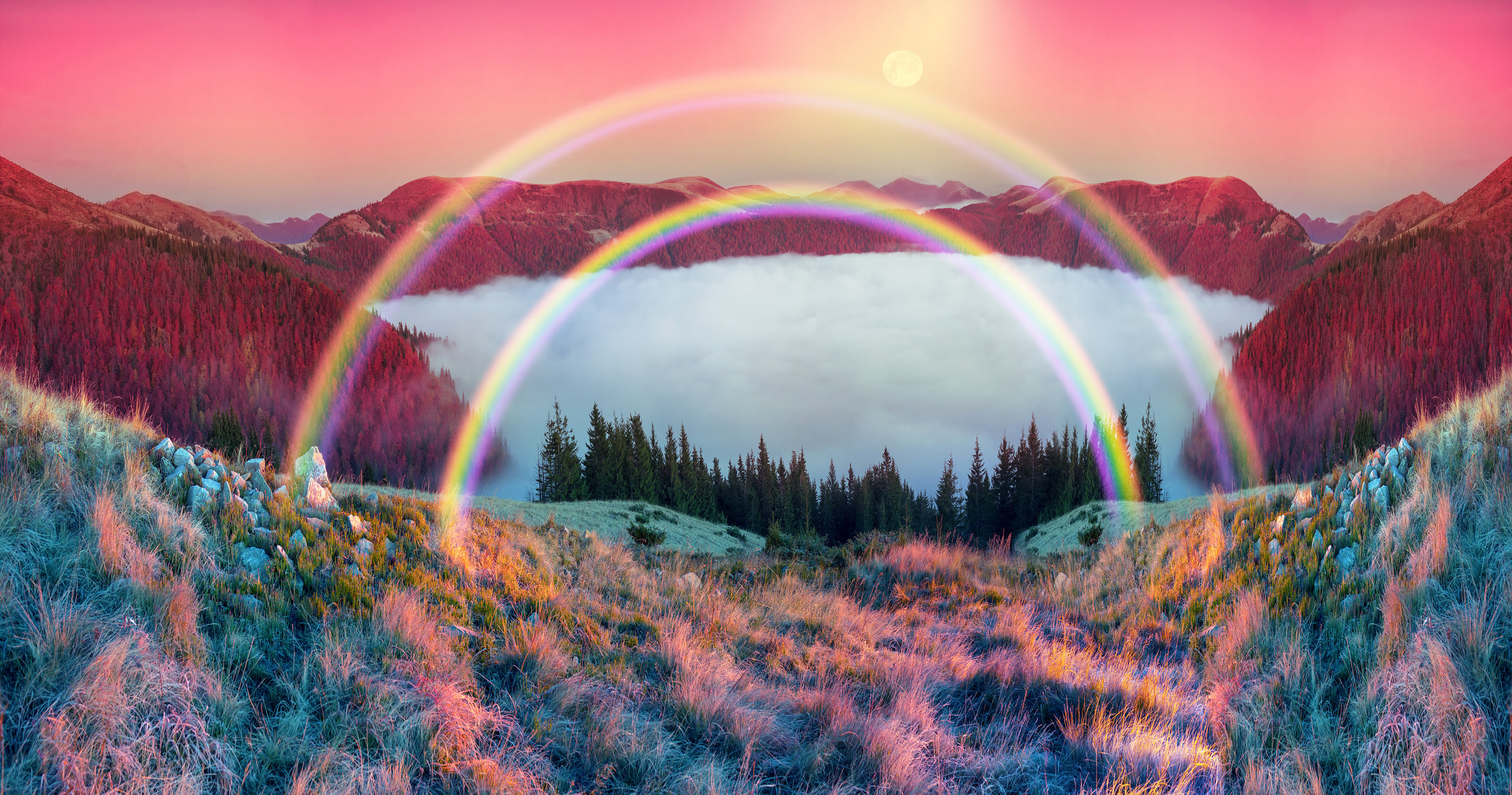 DISCOVER YOUR POT OF GOLD - A NEW AGE PROSPERITY SEMINAR