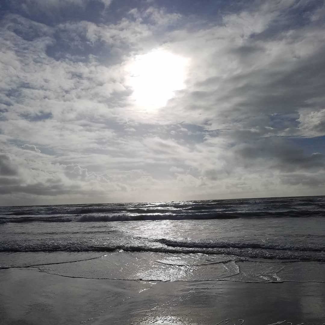 Whitecap Beach on North Padre Island, TX