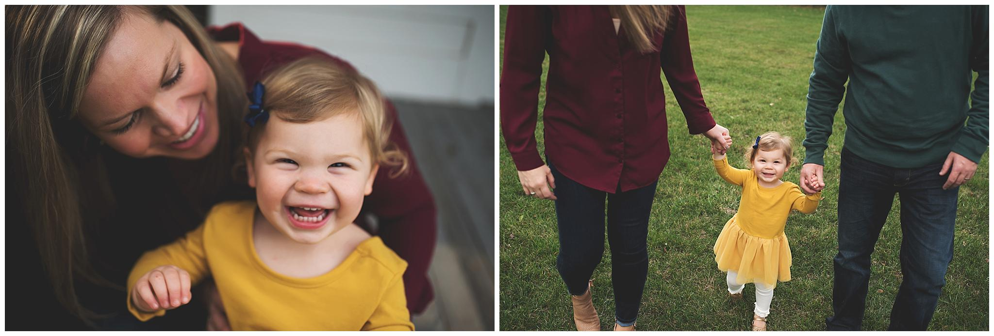 northville lifestyle family photographer - smiling