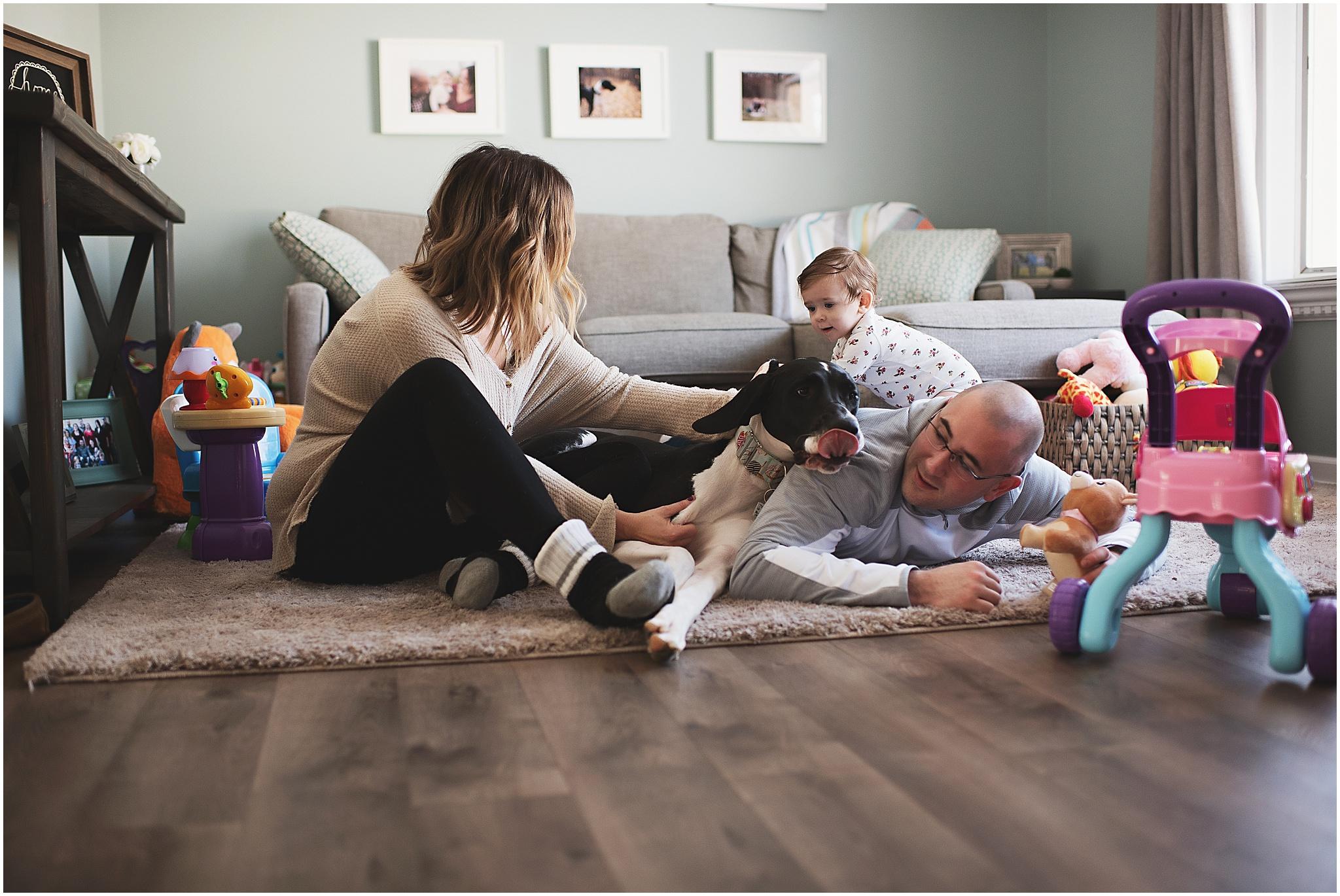 family home movie - Plymouth, mi