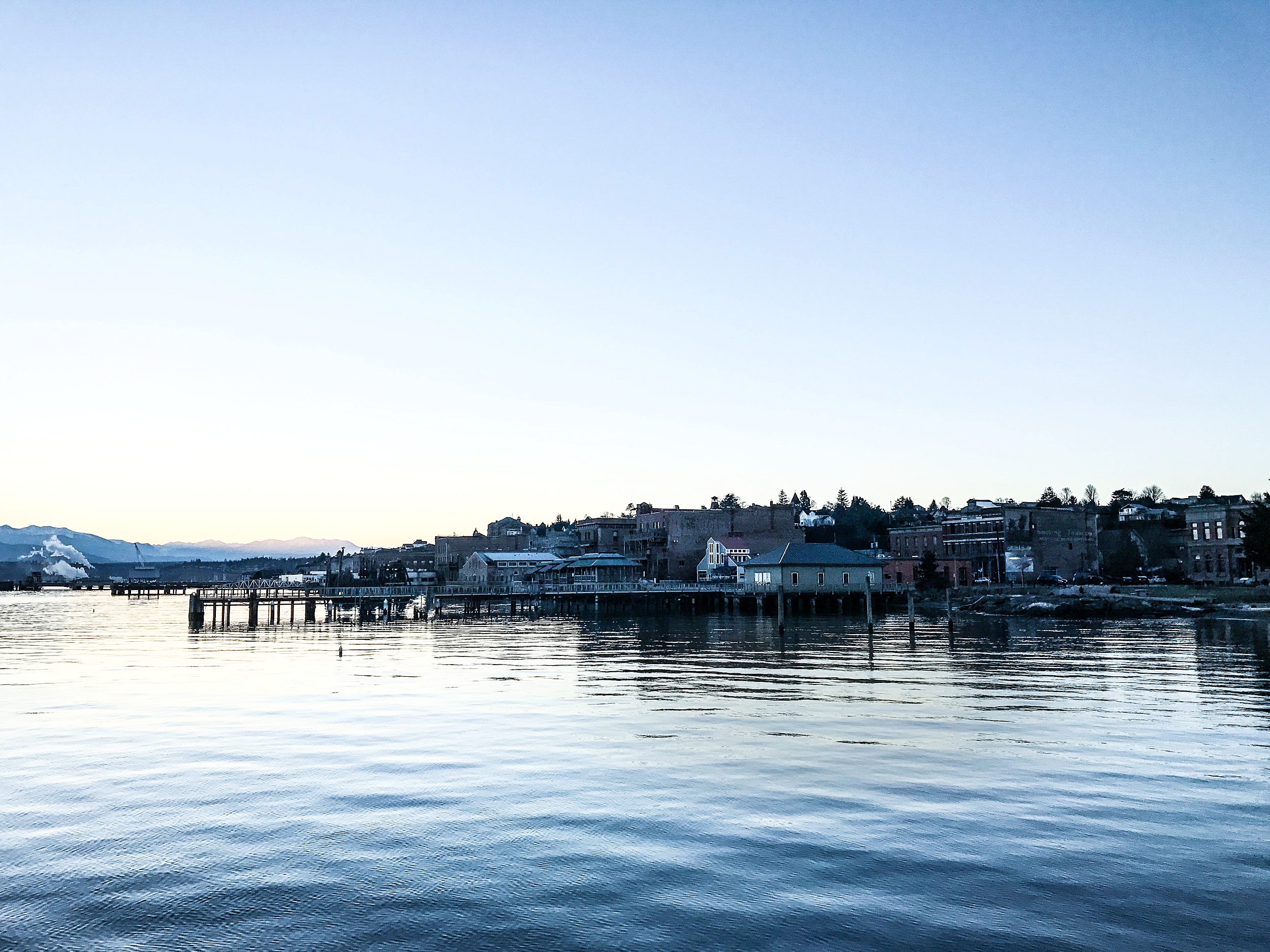"""Port Townsend, established in 1851, is called the """"City of Dreams"""" because it was once slated to be the largest city on the West CoAst."""