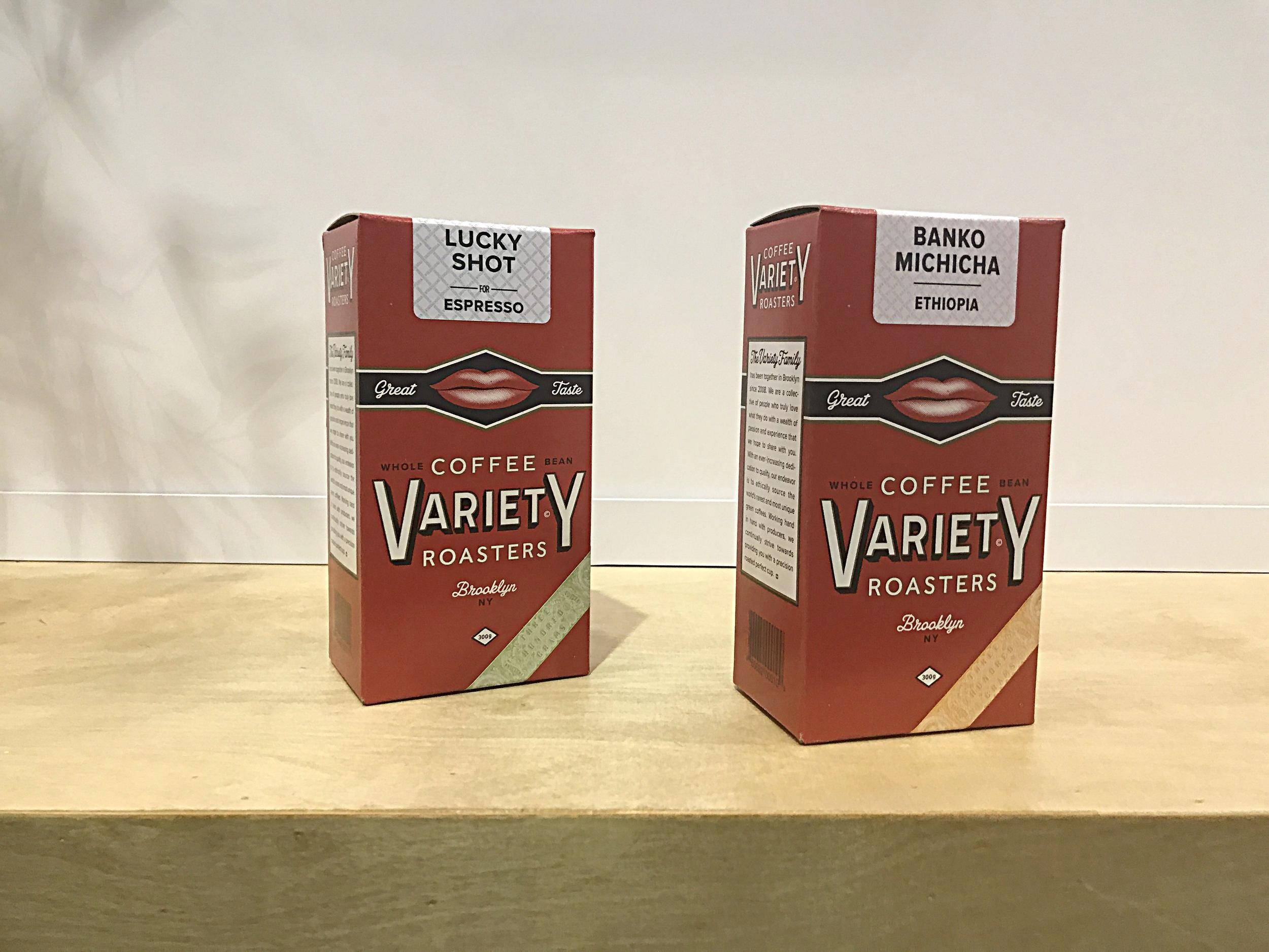 Variety Coffee Roasters