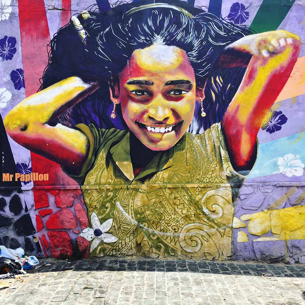 In between wine regions, we also visited the mural-covered town of Valparaiso. I've never seen so much street art in one place. We stayed at  Palacio Astoreca Hotel , which was great.