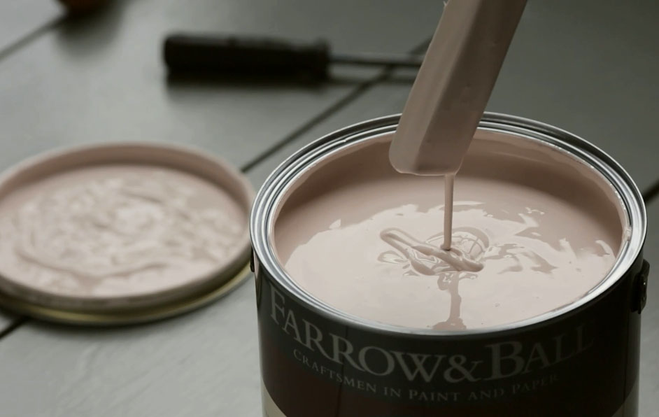 Farrow & Ball's Calamine #230 (via  Farrel & Ball )