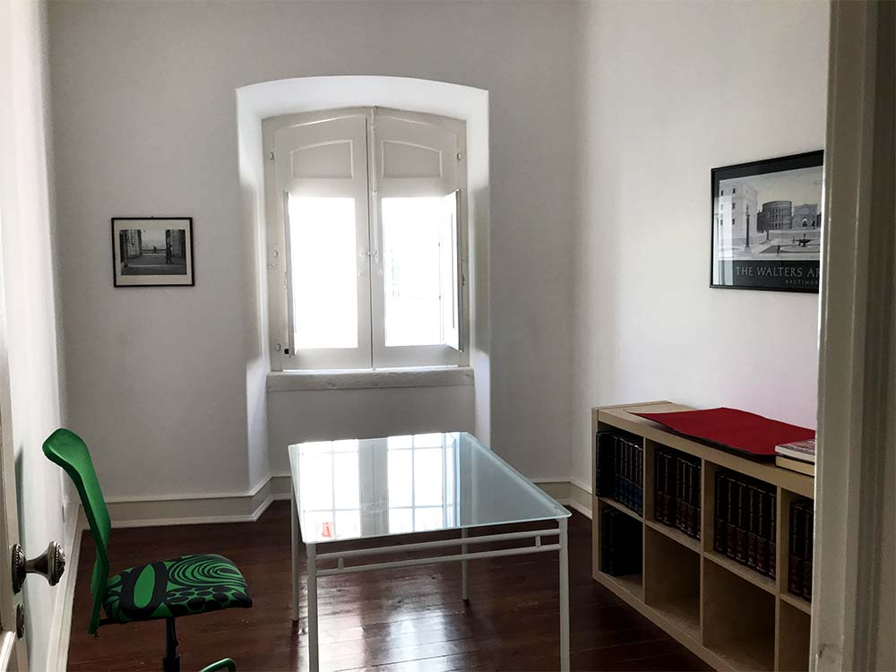 The second bedroom.