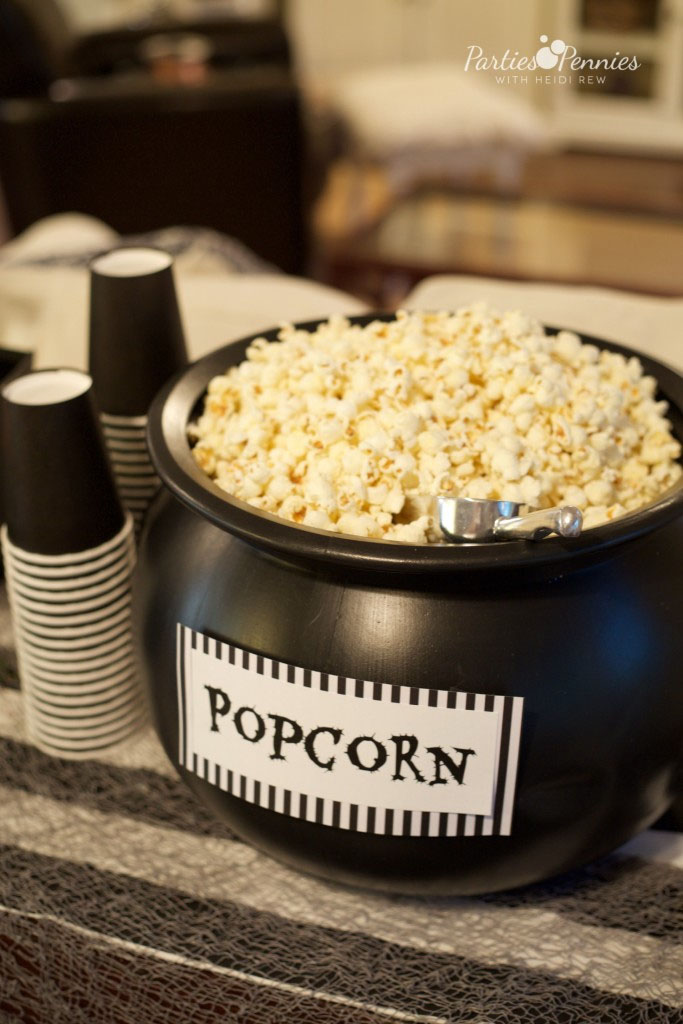 Popcorn Cauldron