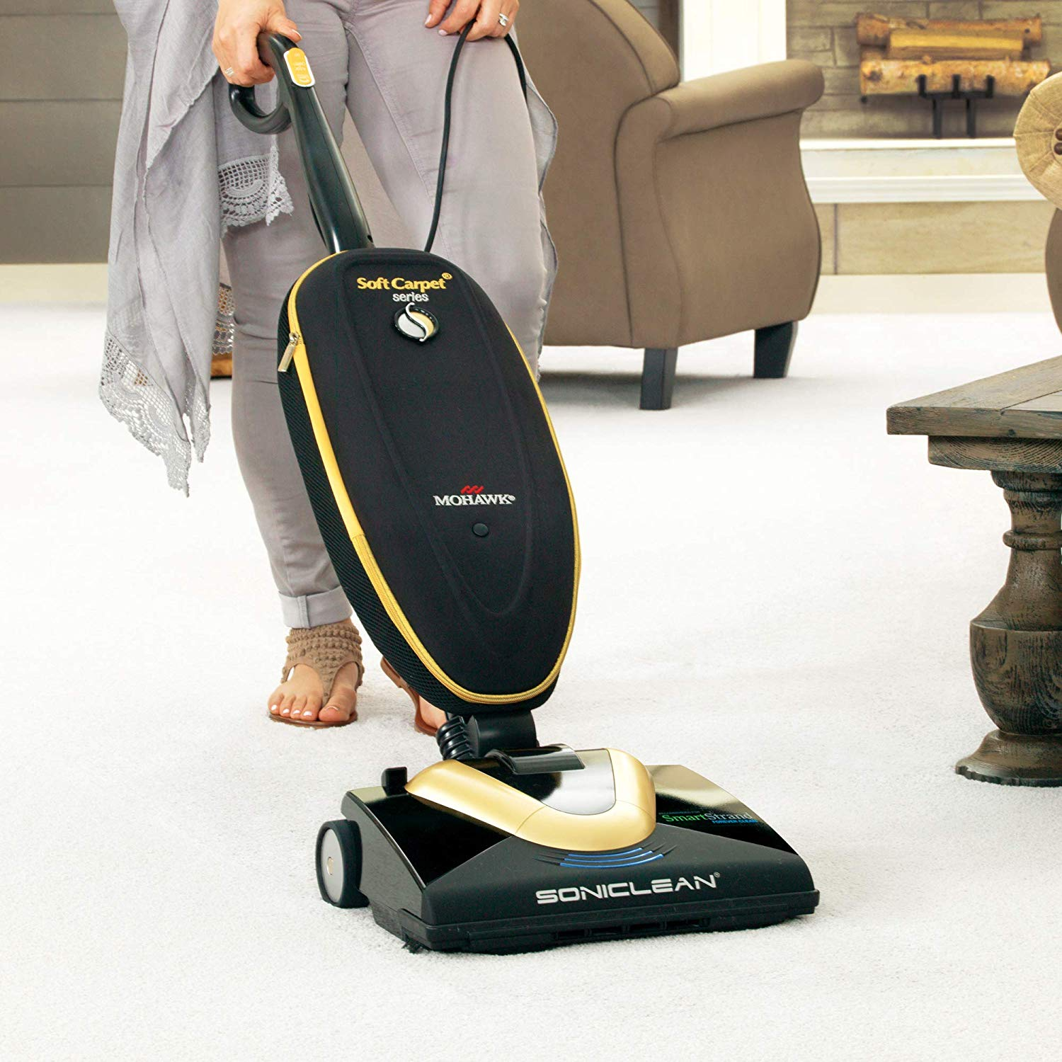 Soniclean Soft Carpet Vacuum