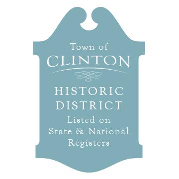 Clinton Road Marker