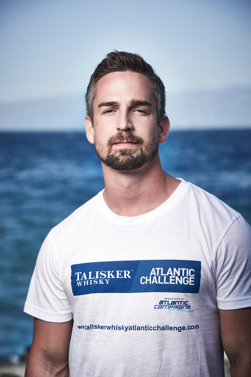 Texas Crew alumnus David Alviar completed a row across the Atlantic Ocean with fellow teammates American Oarsmen.
