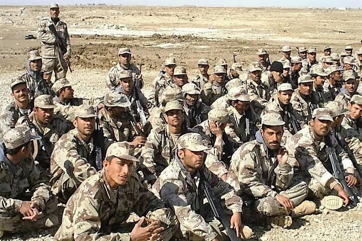 New recruits—the mujanadin—at Kirkush.jpg