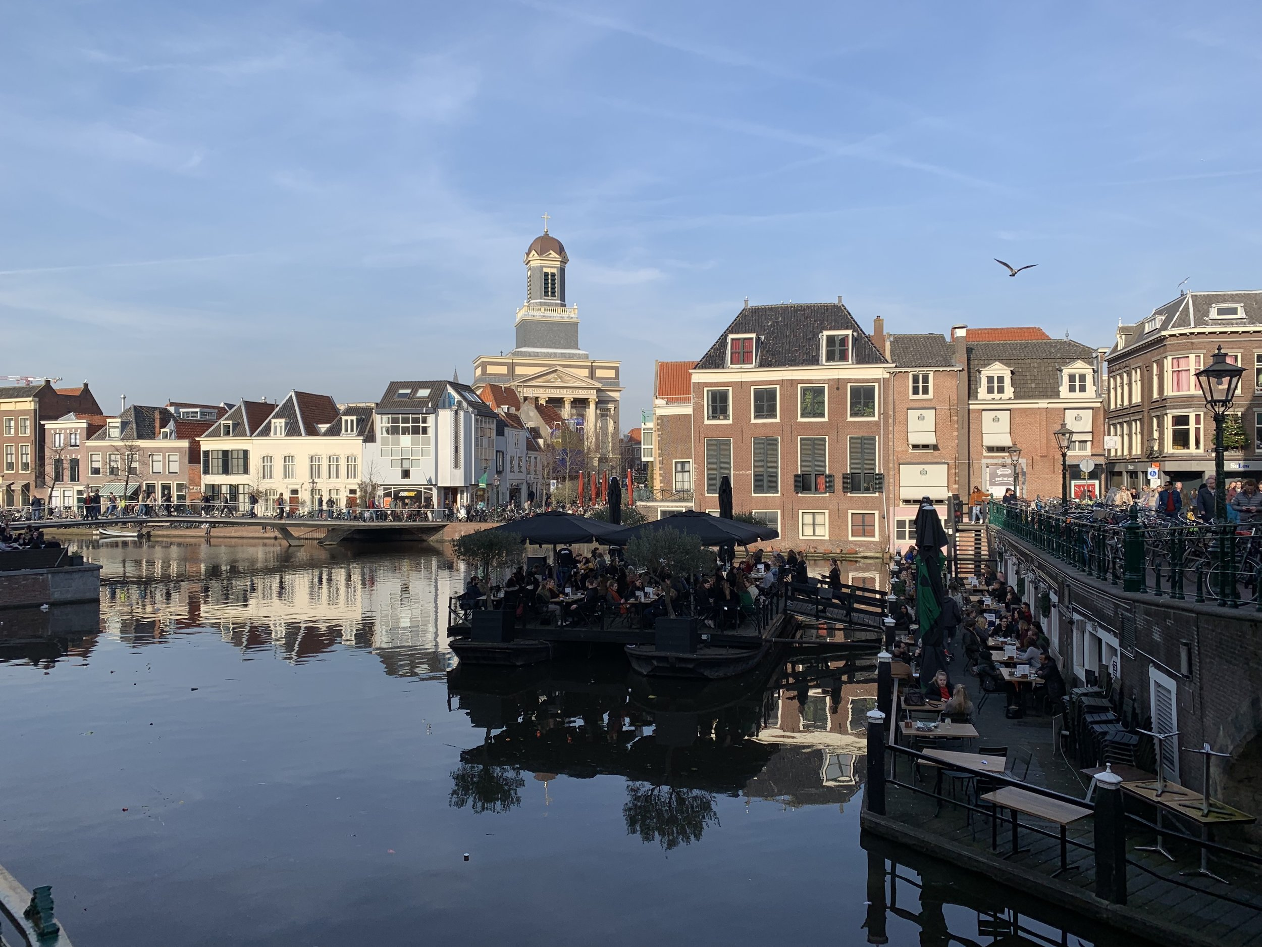 Perfect Leiden, Holland